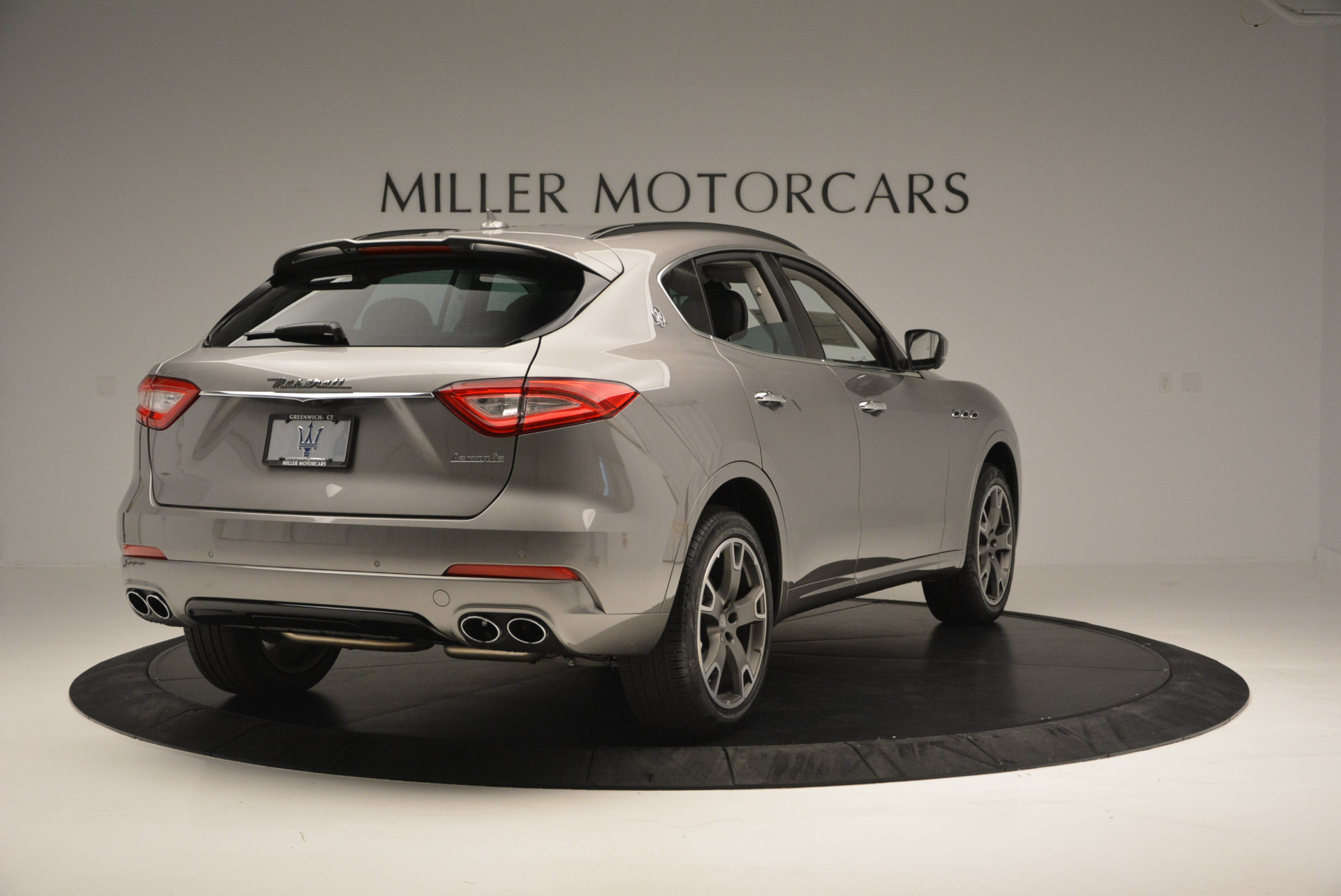 New 2017 Maserati Levante  For Sale In Westport, CT 615_p7