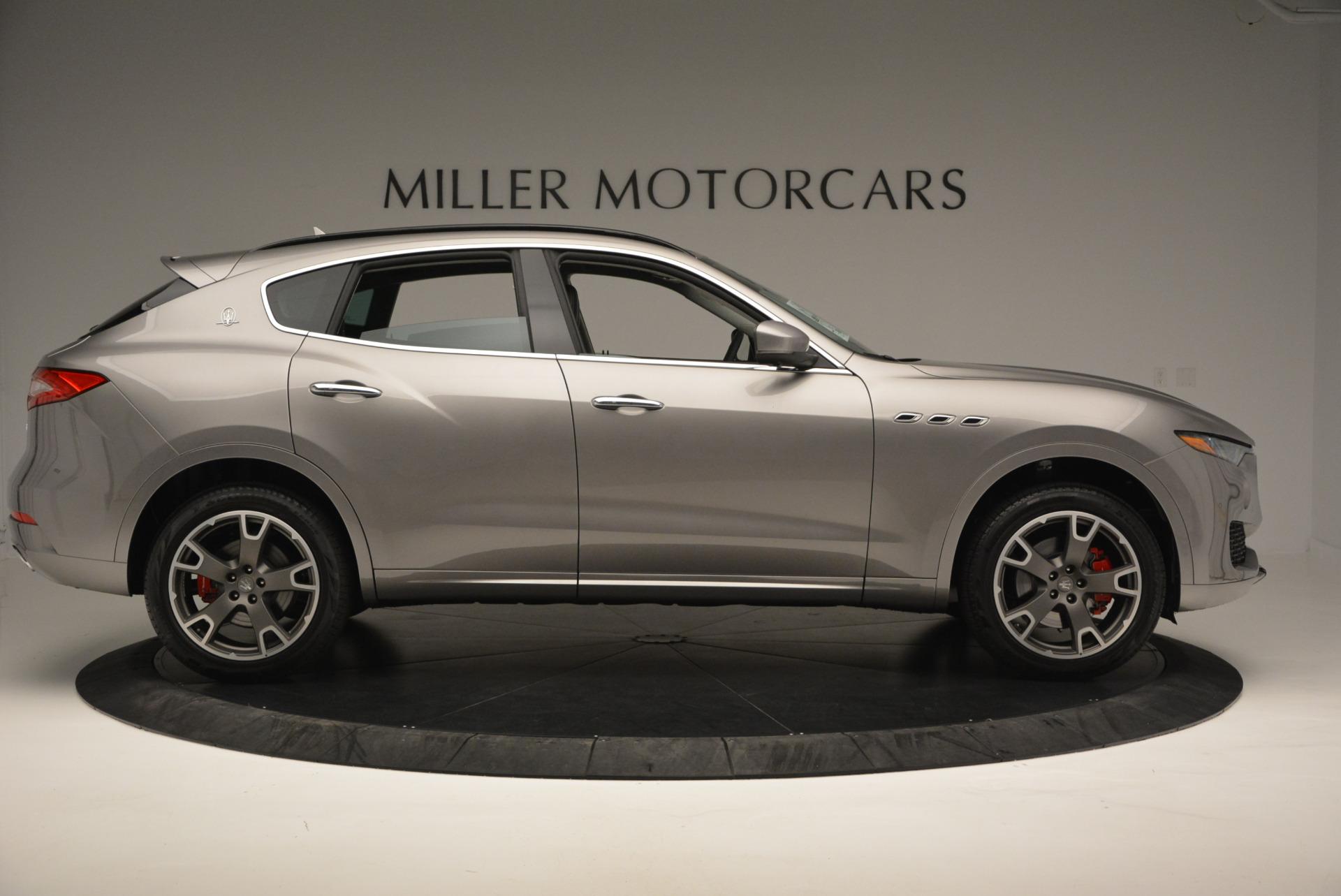 New 2017 Maserati Levante  For Sale In Westport, CT 615_p9