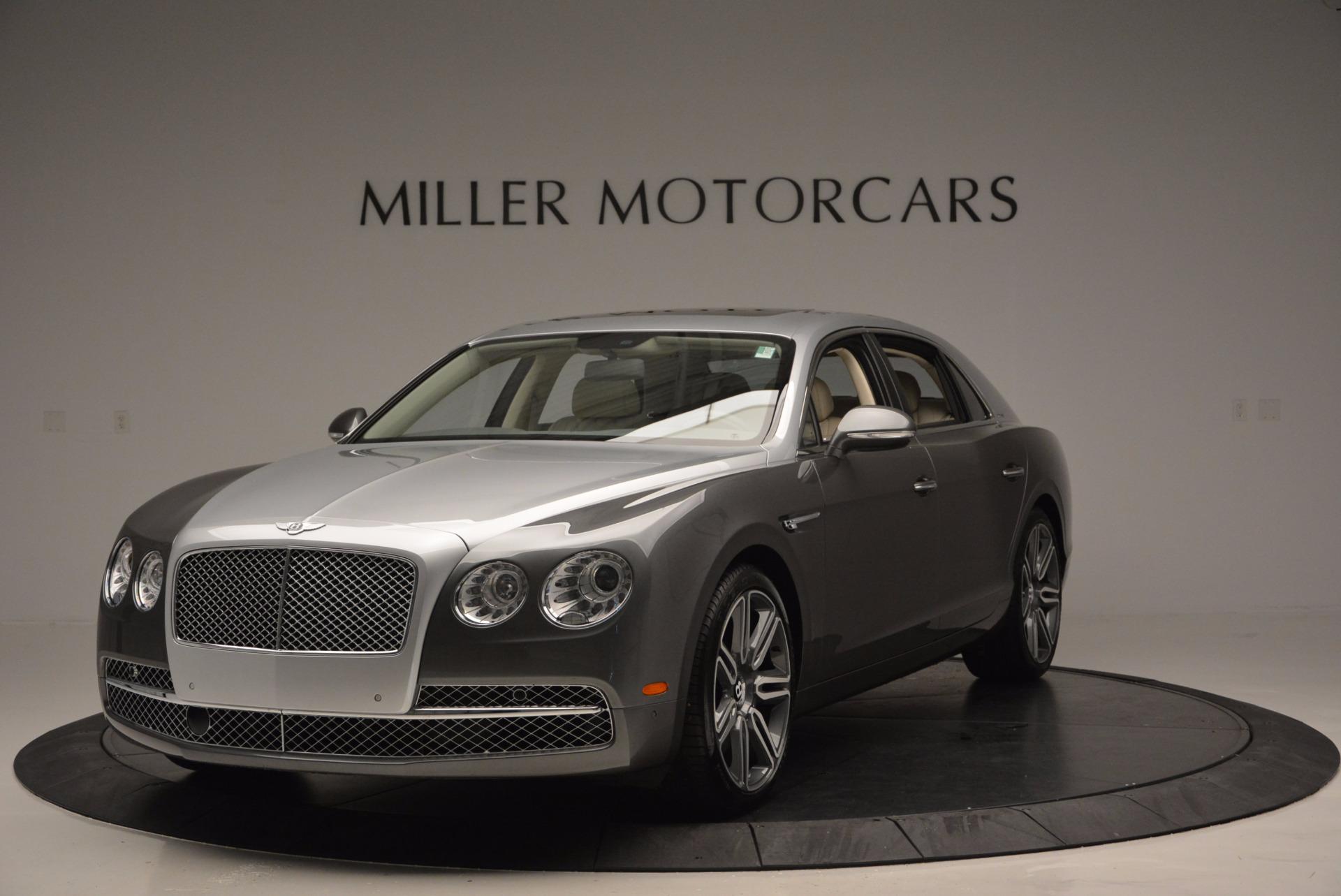 Used 2016 Bentley Flying Spur W12  For Sale In Westport, CT 617_main