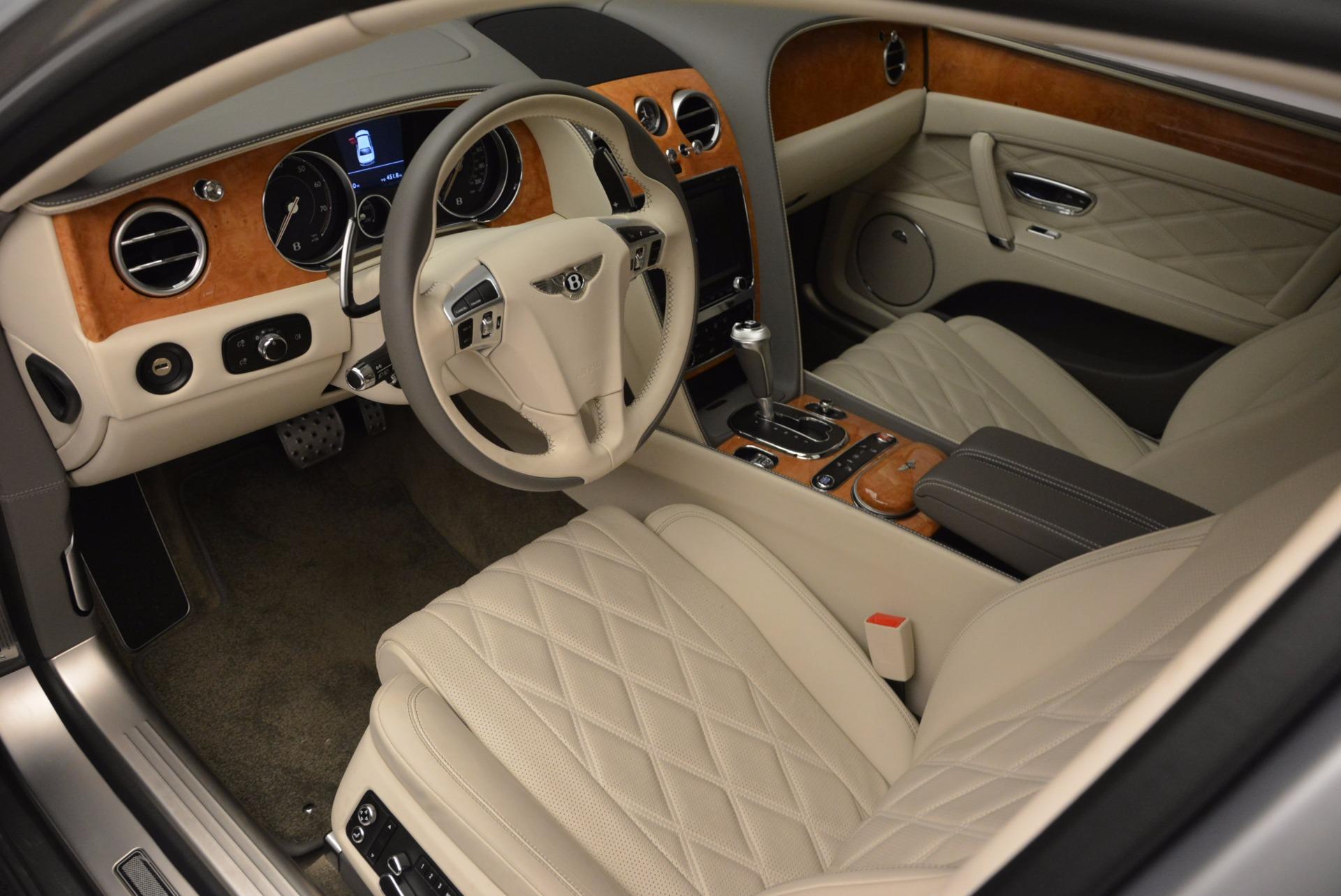 Used 2016 Bentley Flying Spur W12  For Sale In Westport, CT 617_p14