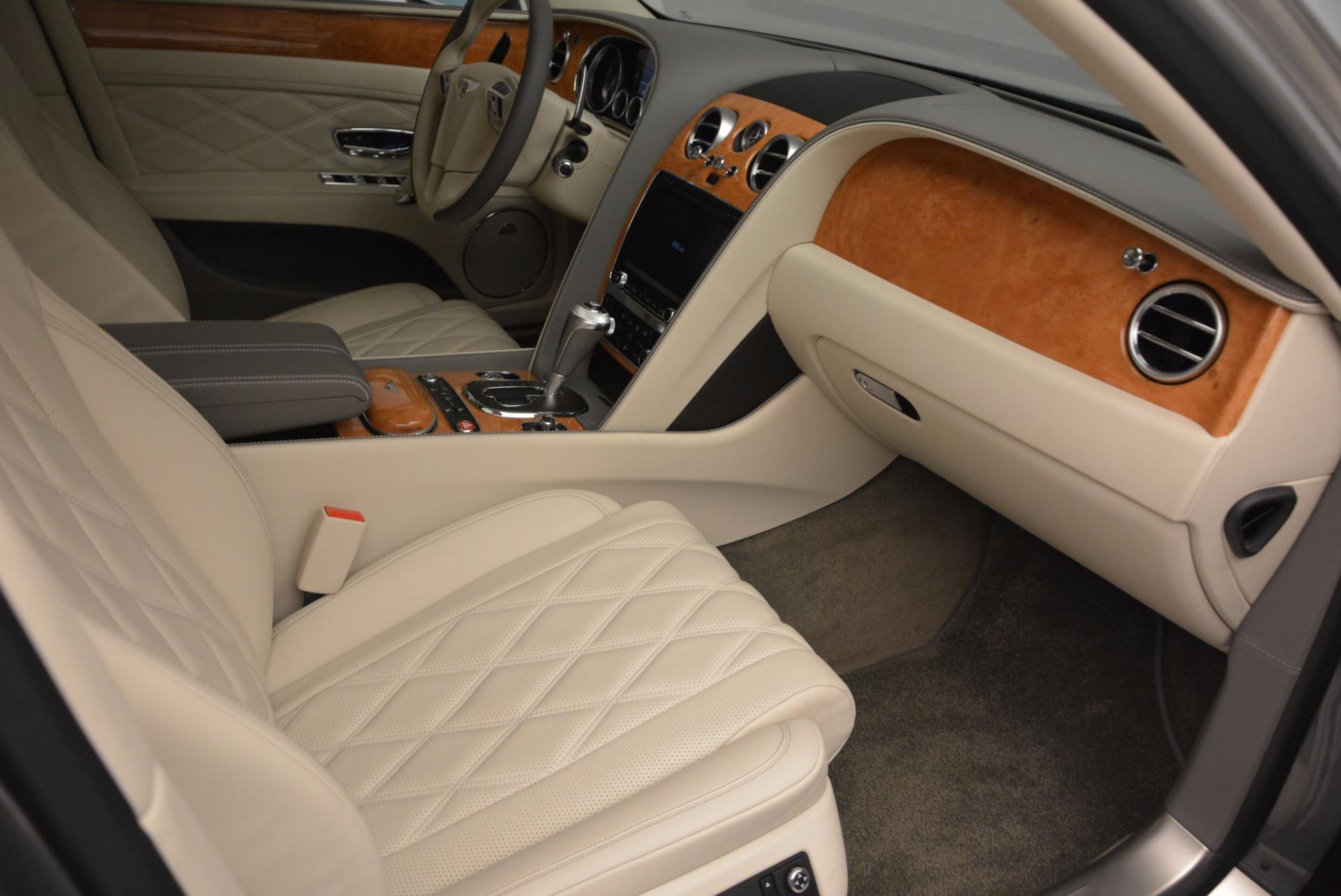 Used 2016 Bentley Flying Spur W12  For Sale In Westport, CT 617_p19