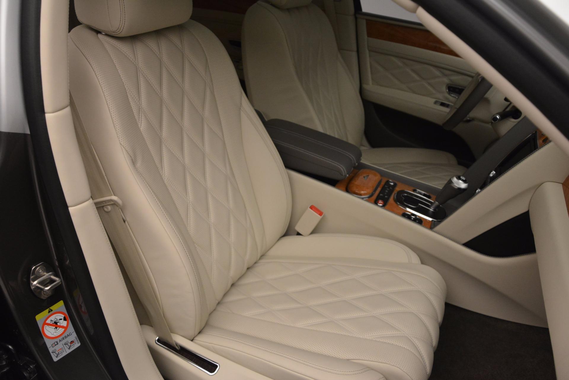 Used 2016 Bentley Flying Spur W12  For Sale In Westport, CT 617_p20