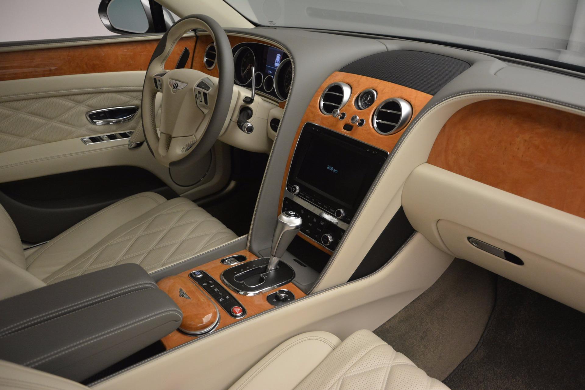 Used 2016 Bentley Flying Spur W12  For Sale In Westport, CT 617_p21