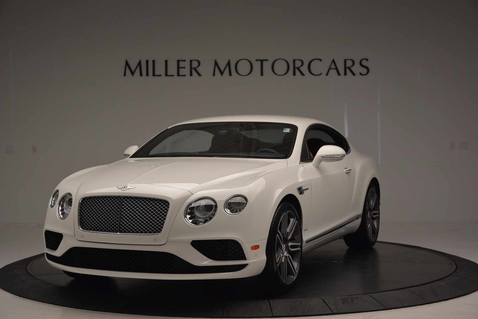 Used 2016 Bentley Continental GT  For Sale In Westport, CT 618_main