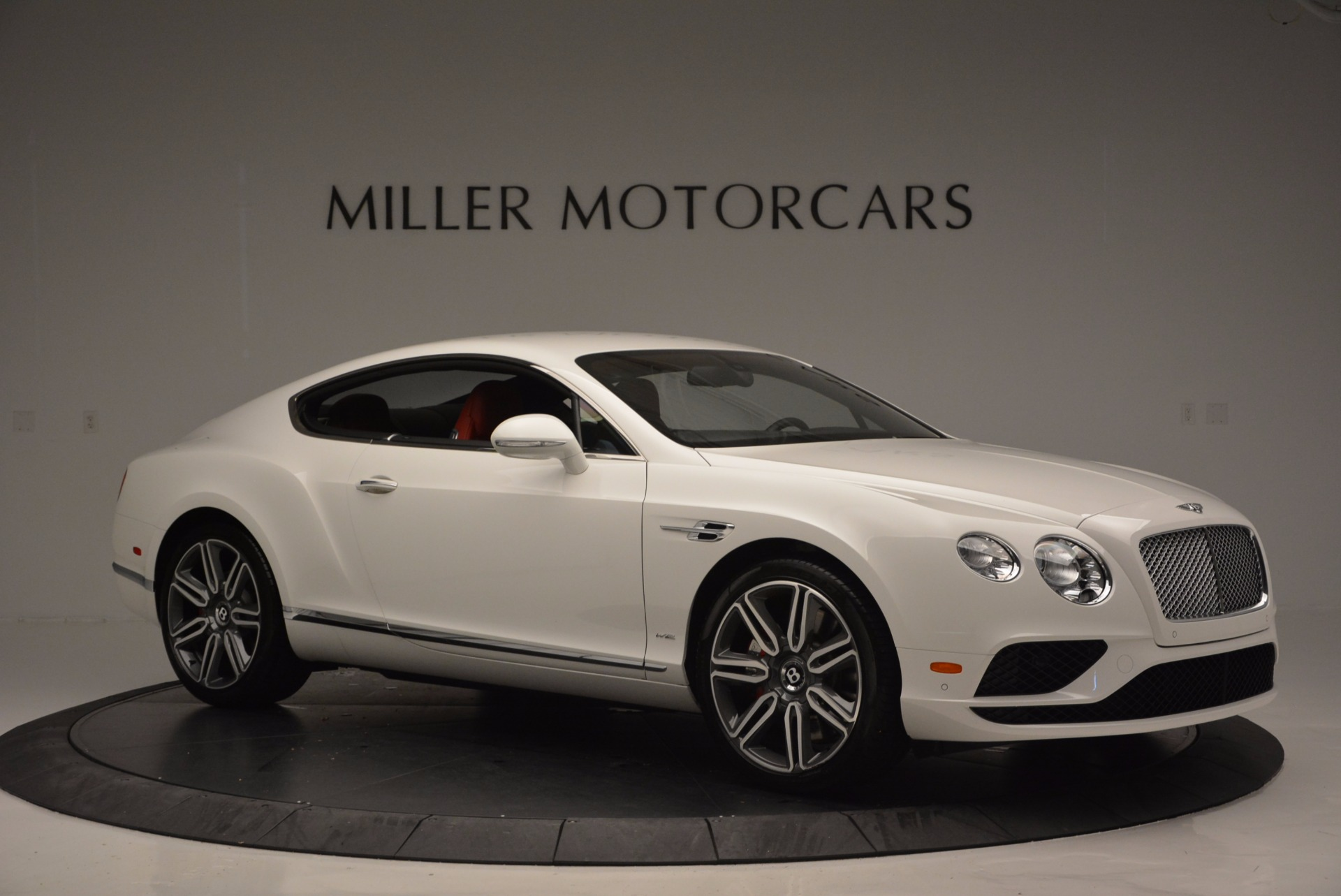 Used 2016 Bentley Continental GT  For Sale In Westport, CT 618_p10