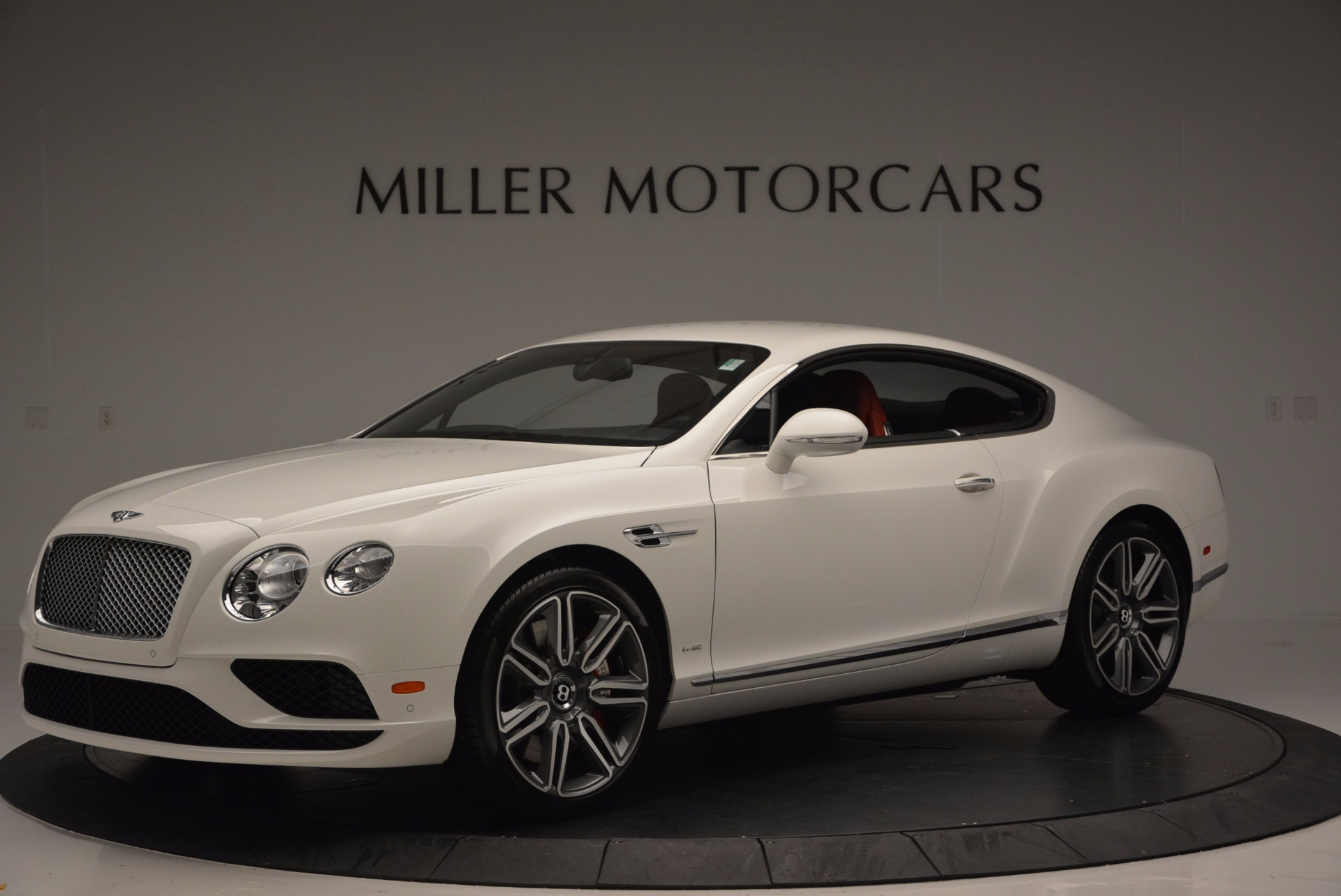 Used 2016 Bentley Continental GT  For Sale In Westport, CT 618_p2