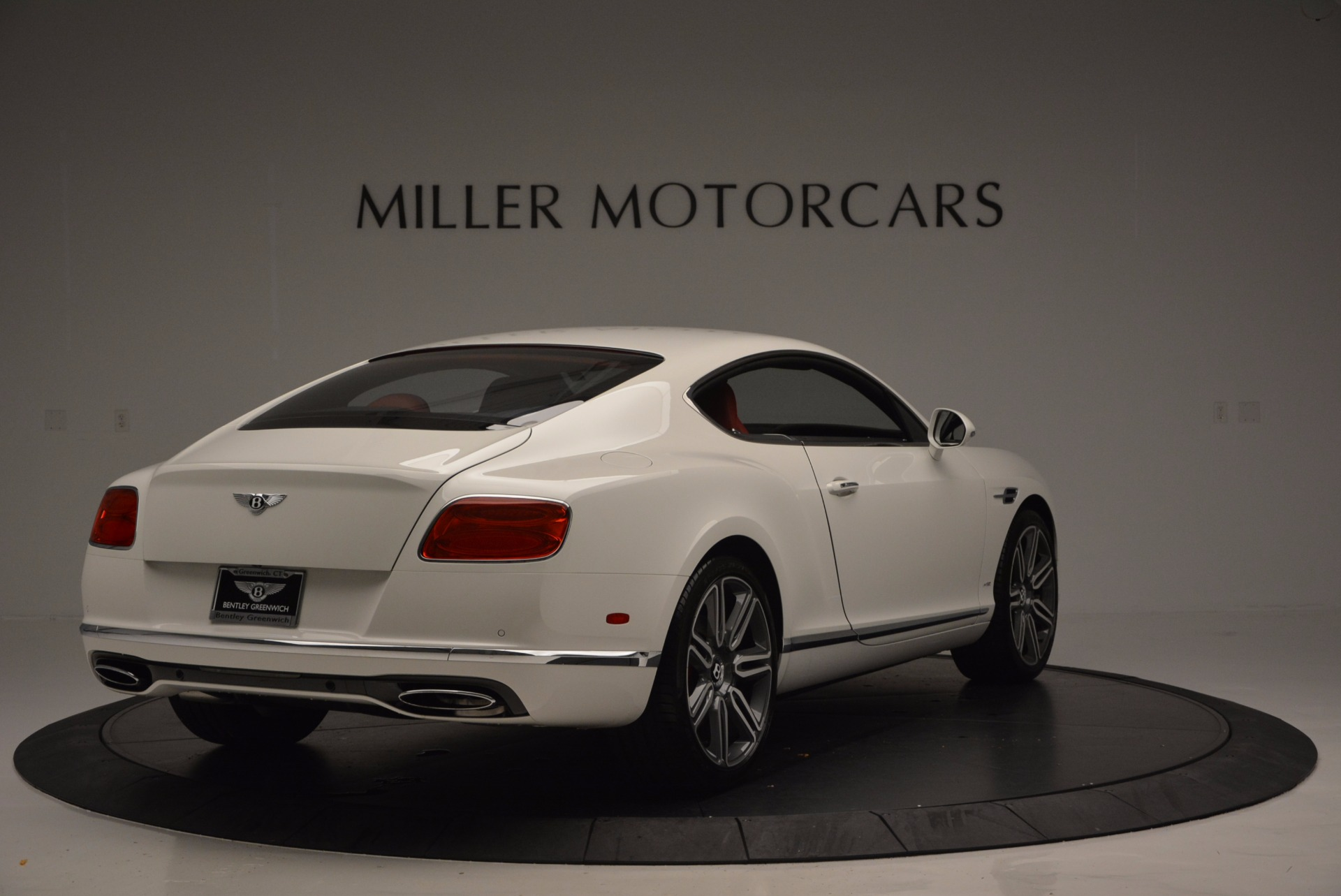 Used 2016 Bentley Continental GT  For Sale In Westport, CT 618_p7
