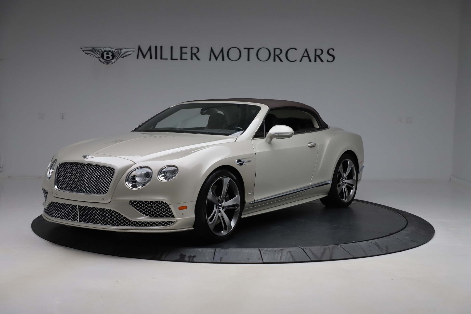 Used 2016 Bentley Continental GT Speed Convertible  For Sale In Westport, CT 619_p14