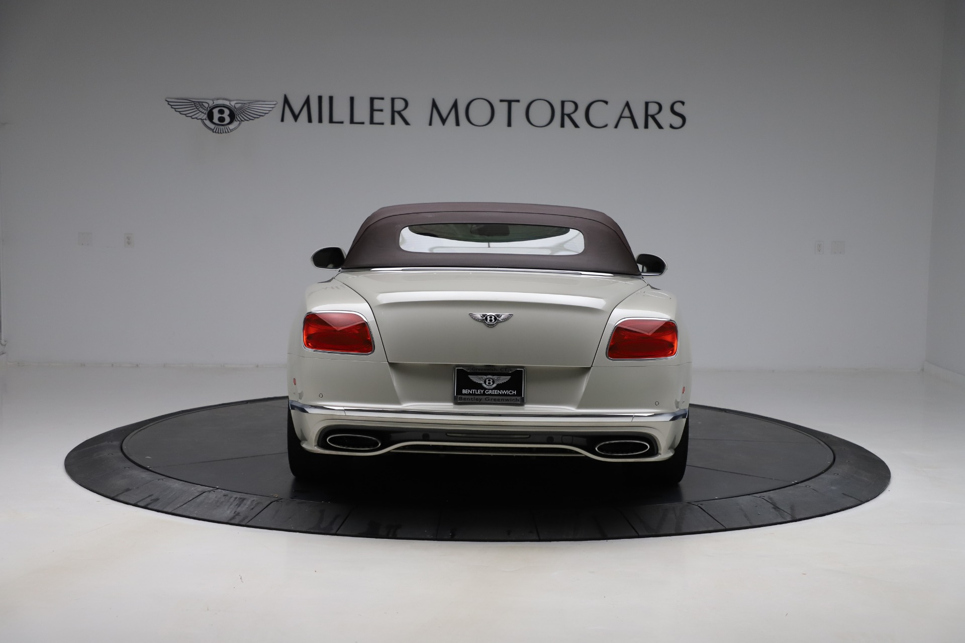 Used 2016 Bentley Continental GT Speed Convertible  For Sale In Westport, CT 619_p17
