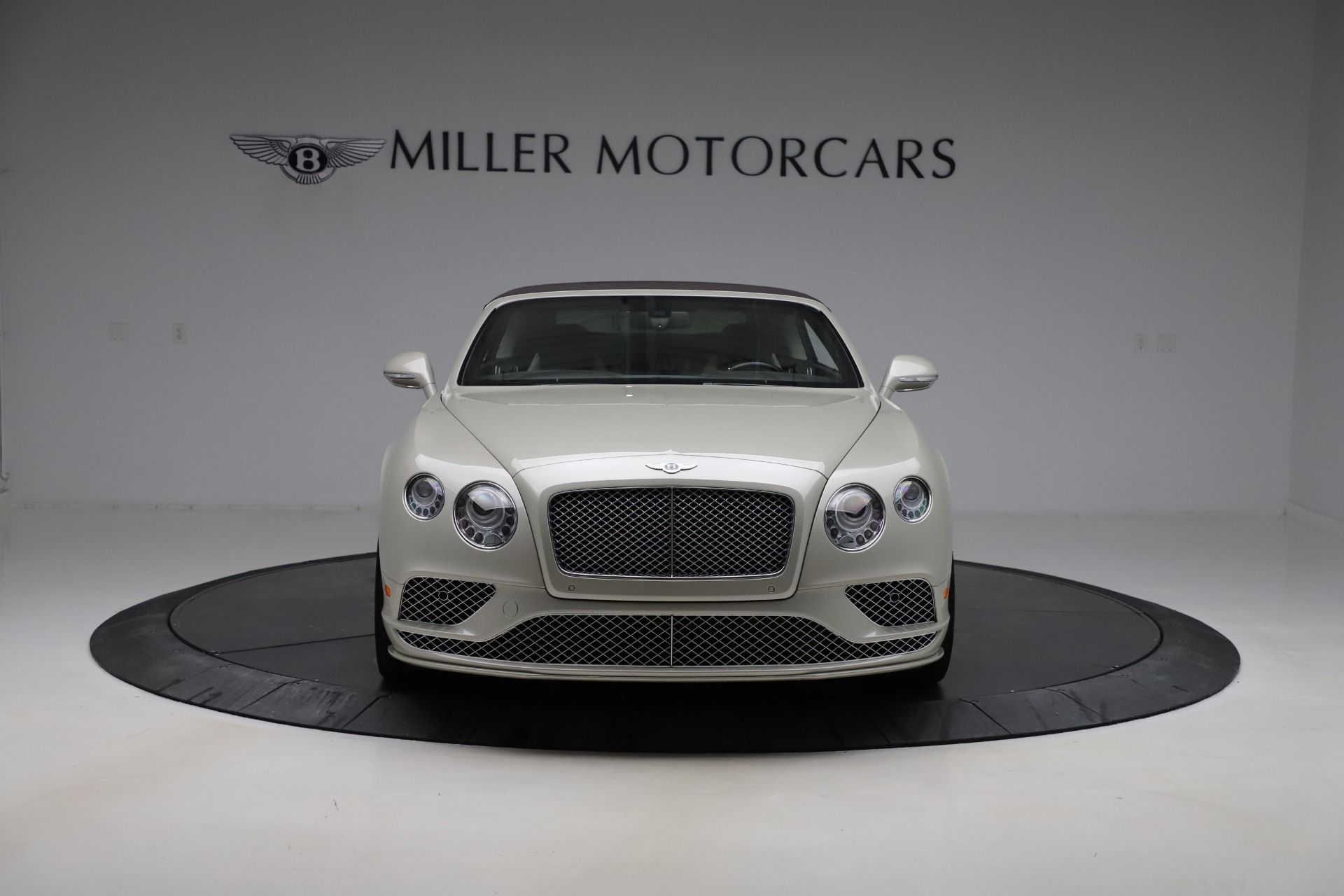 Used 2016 Bentley Continental GT Speed Convertible  For Sale In Westport, CT 619_p21