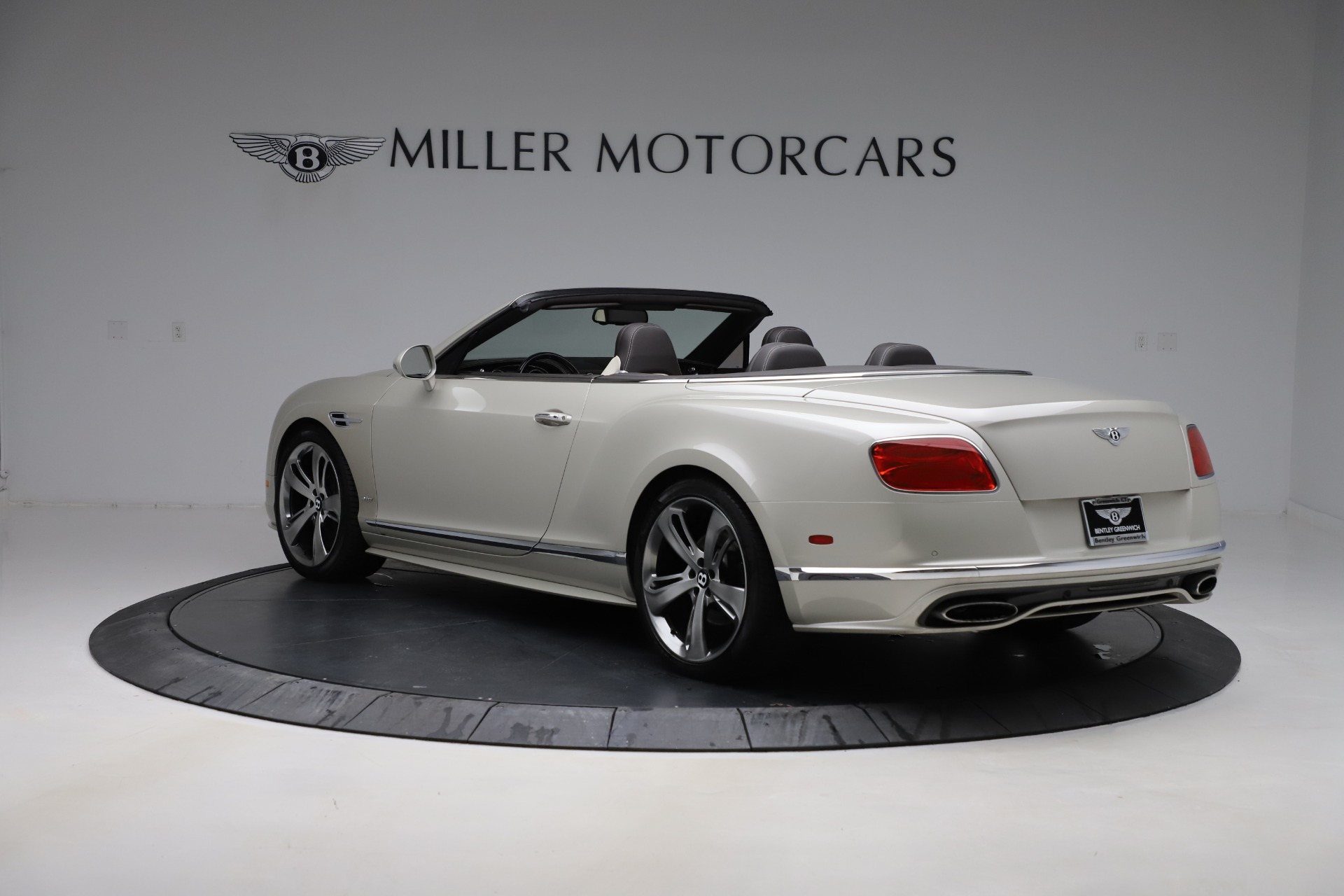Used 2016 Bentley Continental GT Speed Convertible  For Sale In Westport, CT 619_p5