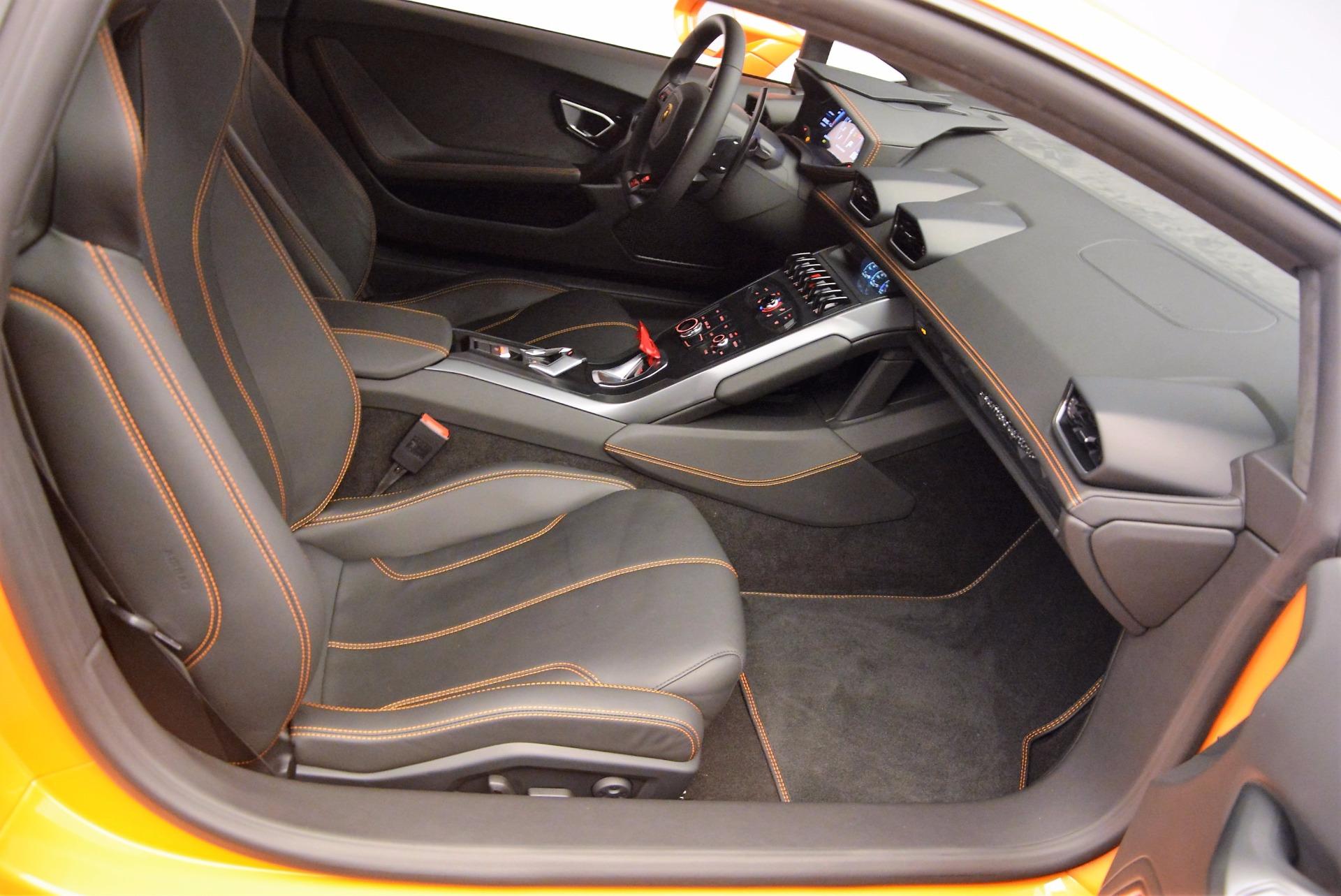 Used 2015 Lamborghini Huracan LP 610-4 For Sale In Westport, CT 621_p18