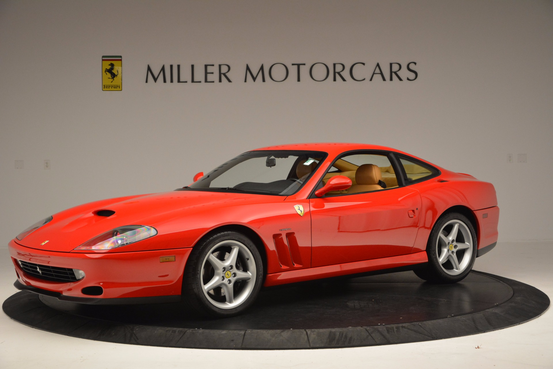 Used 2000 Ferrari 550 Maranello  For Sale In Westport, CT 623_p2