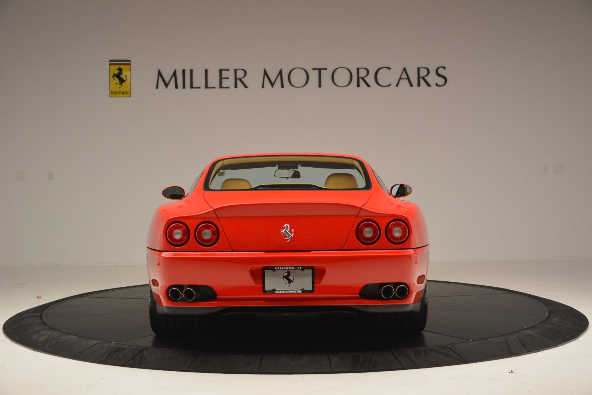 Used 2000 Ferrari 550 Maranello  For Sale In Westport, CT 623_p6