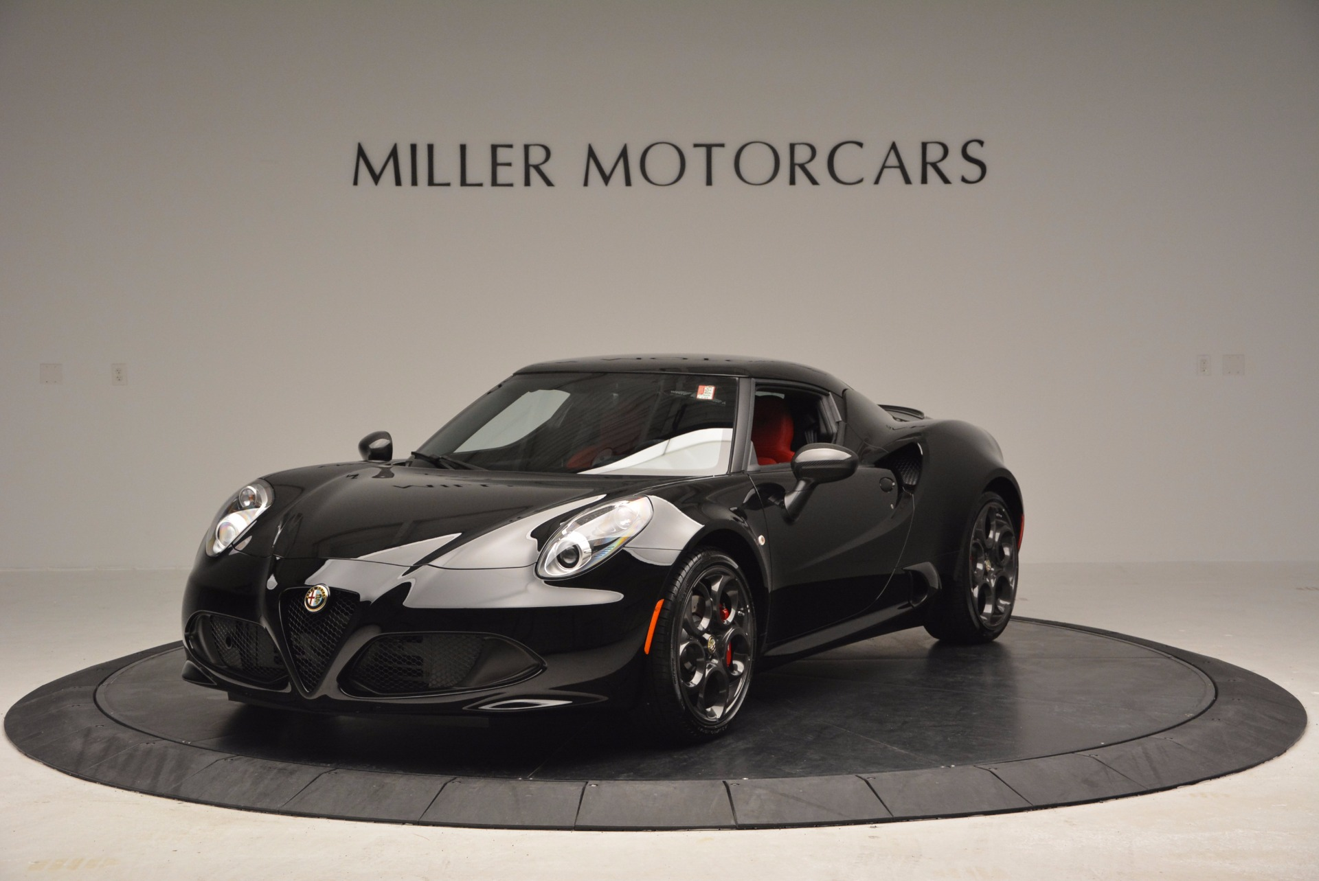 New 2016 Alfa Romeo 4C  For Sale In Westport, CT 624_main