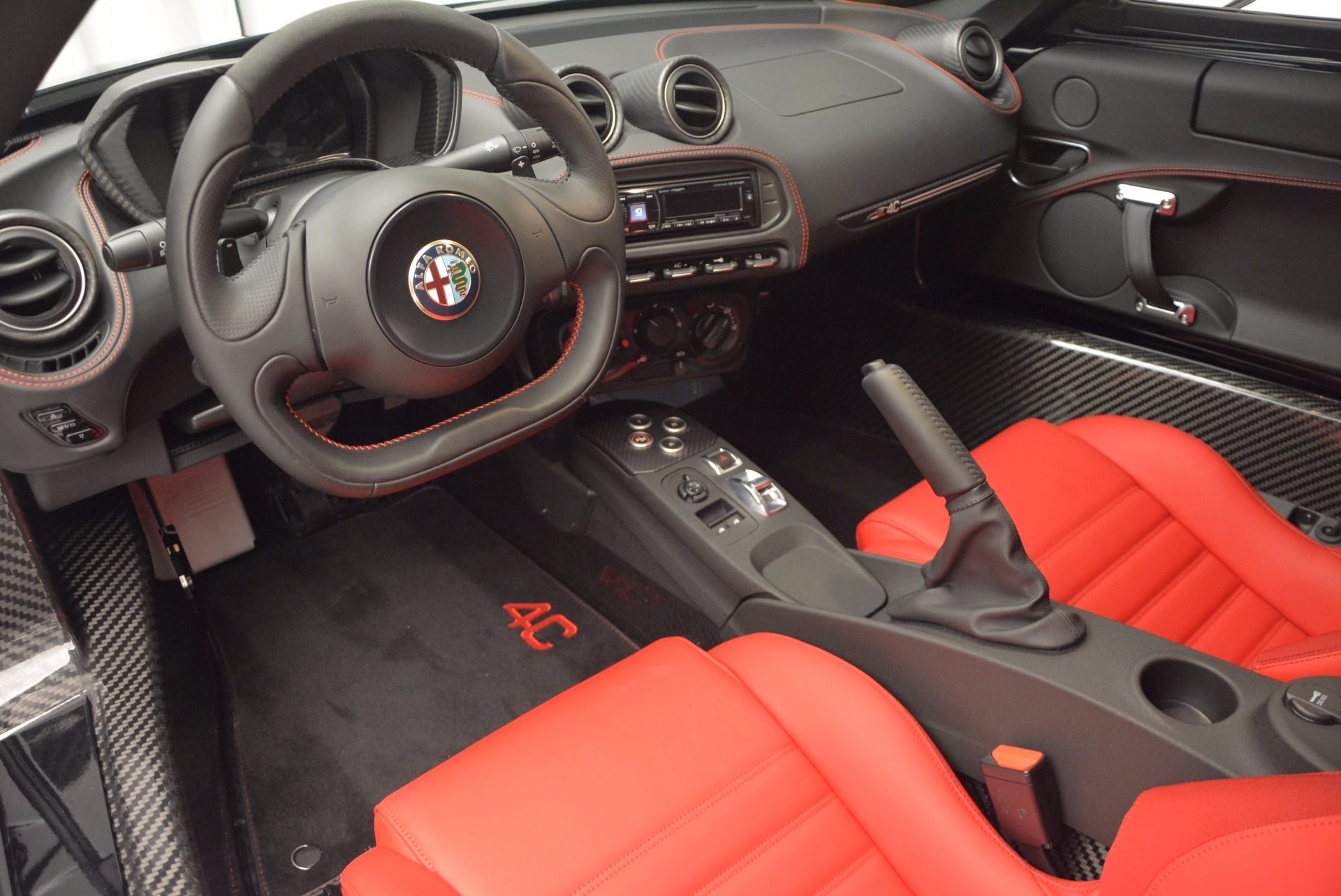 New 2016 Alfa Romeo 4C  For Sale In Westport, CT 624_p13