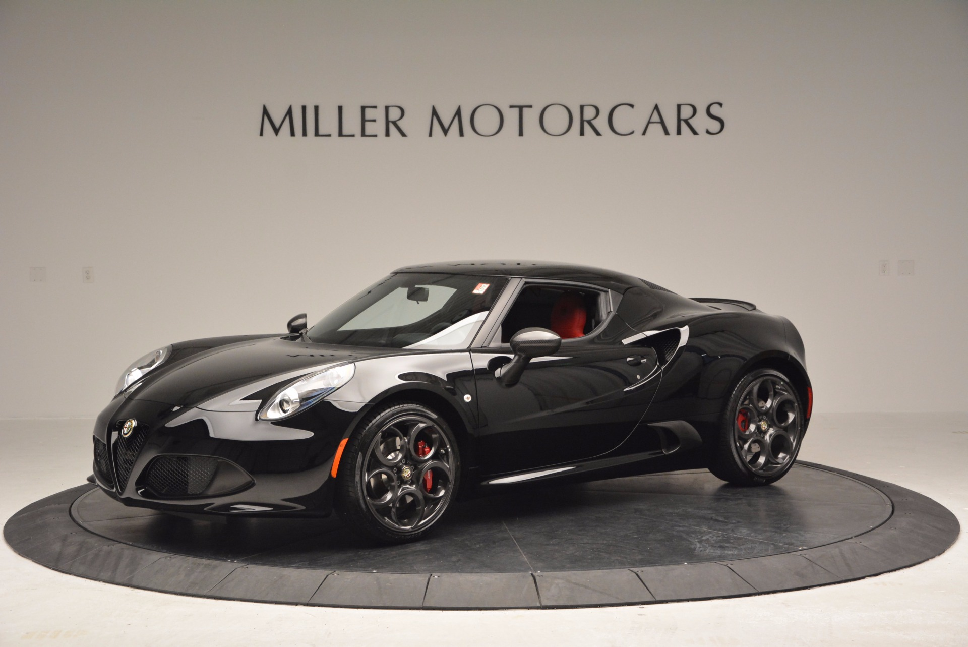 New 2016 Alfa Romeo 4C  For Sale In Westport, CT 624_p2
