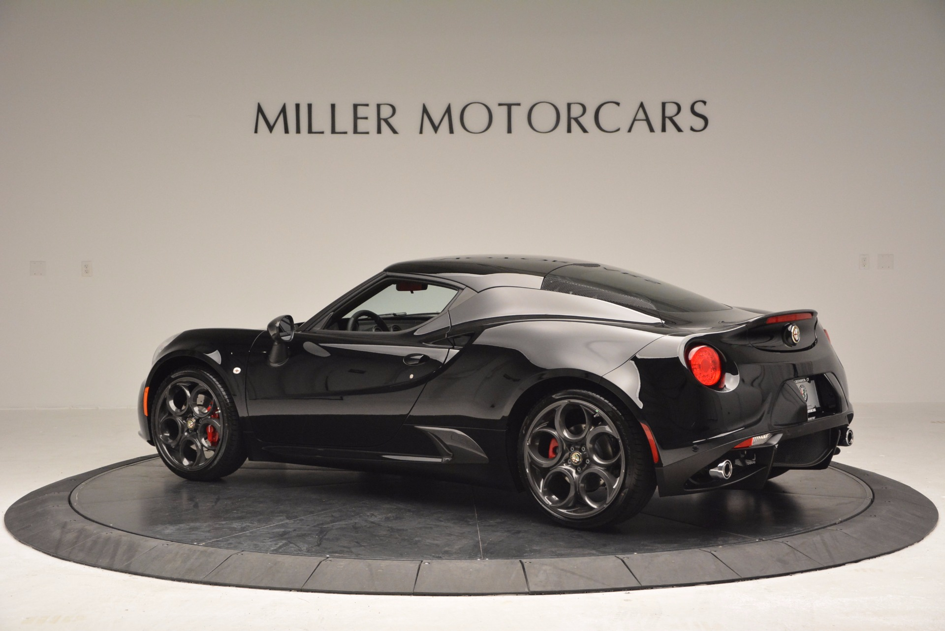 New 2016 Alfa Romeo 4C  For Sale In Westport, CT 624_p4