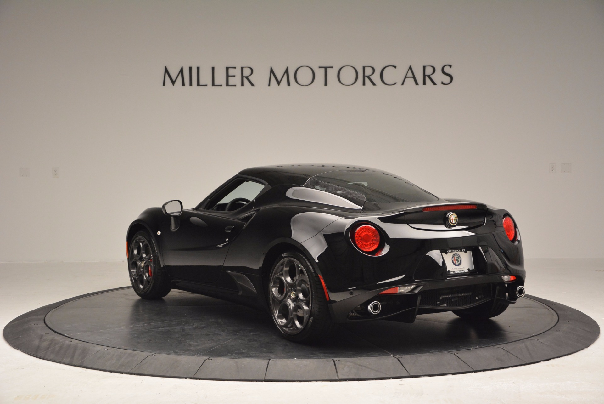 New 2016 Alfa Romeo 4C  For Sale In Westport, CT 624_p5