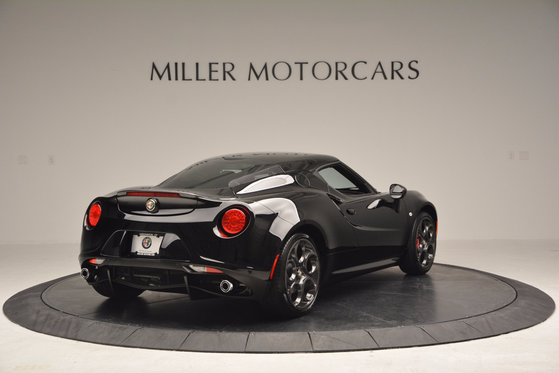 New 2016 Alfa Romeo 4C  For Sale In Westport, CT 624_p7
