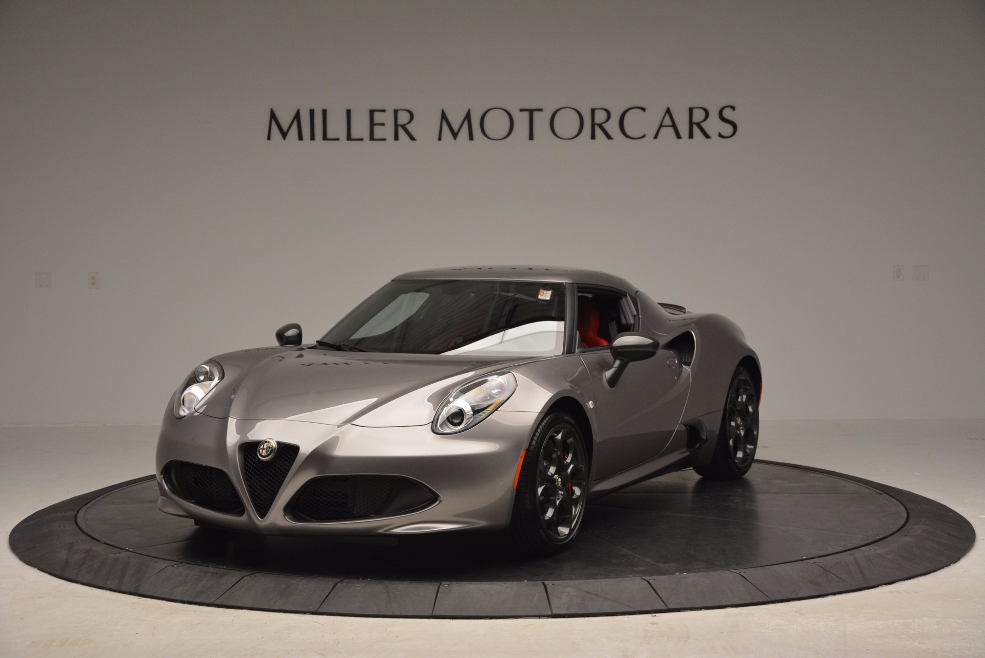 New 2016 Alfa Romeo 4C  For Sale In Westport, CT