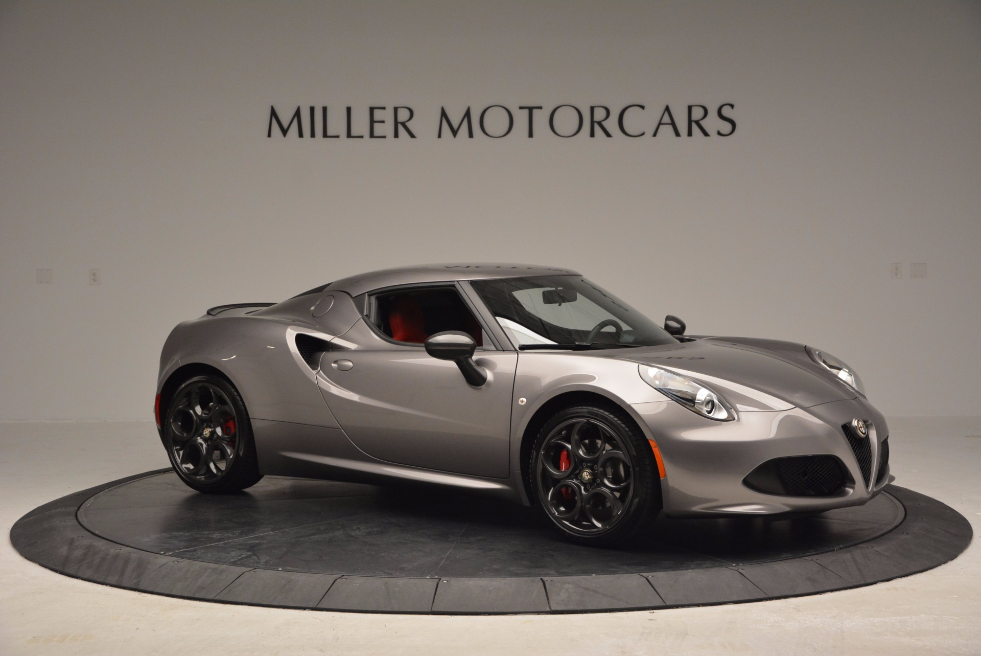 New 2016 Alfa Romeo 4C  For Sale In Westport, CT 625_p10