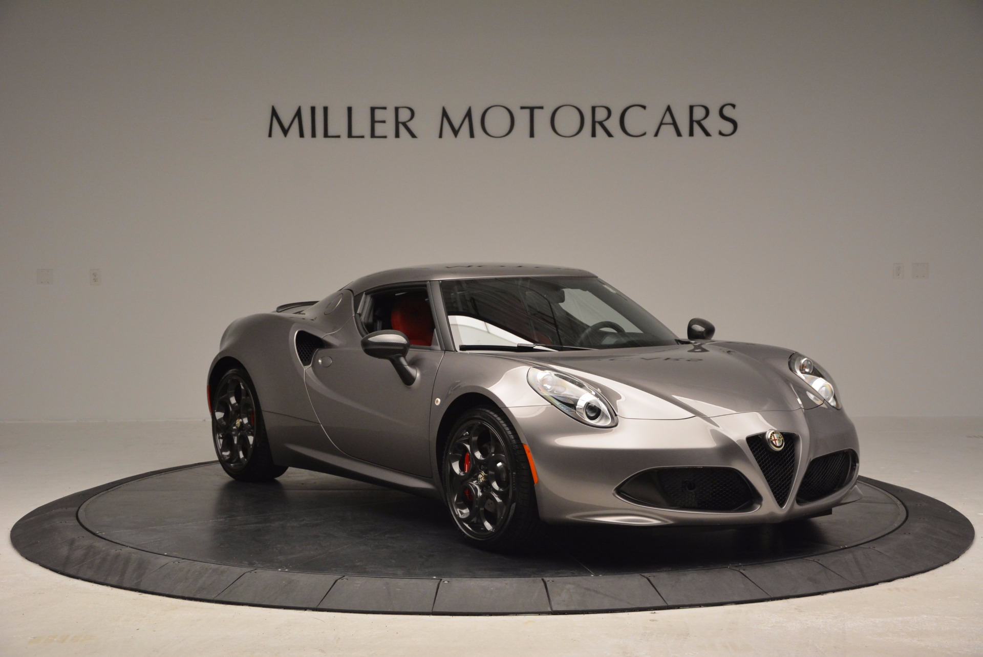 New 2016 Alfa Romeo 4C  For Sale In Westport, CT 625_p11