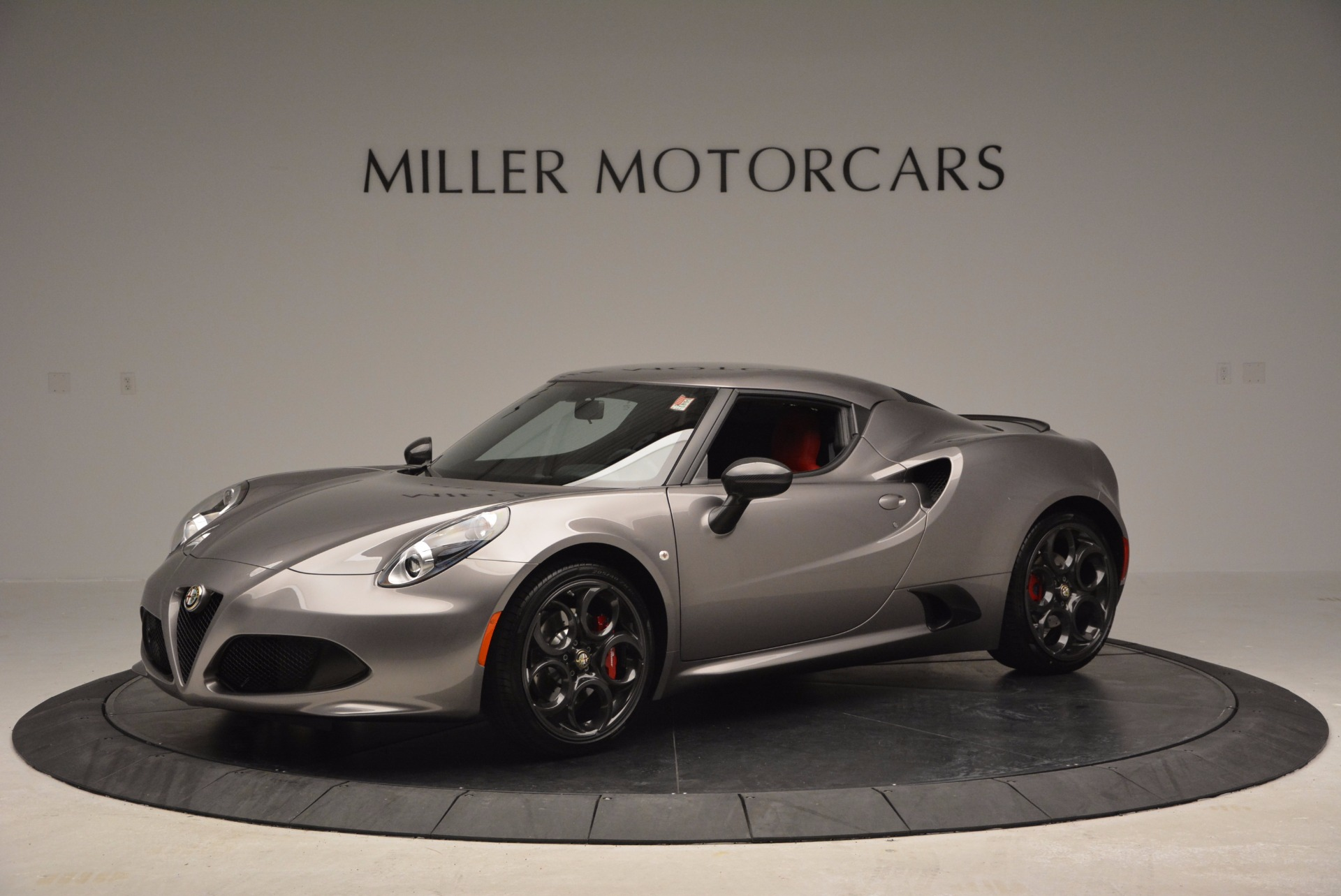 New 2016 Alfa Romeo 4C  For Sale In Westport, CT 625_p2