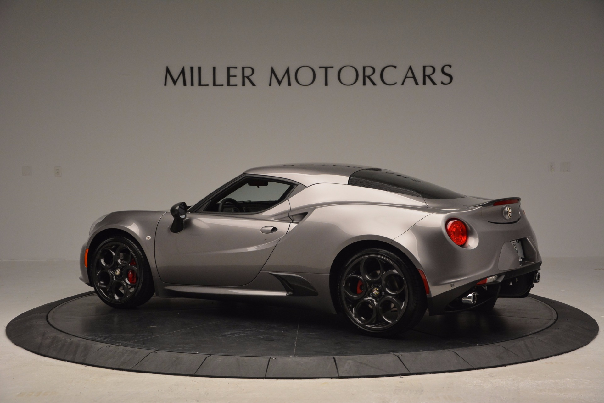 New 2016 Alfa Romeo 4C  For Sale In Westport, CT 625_p4
