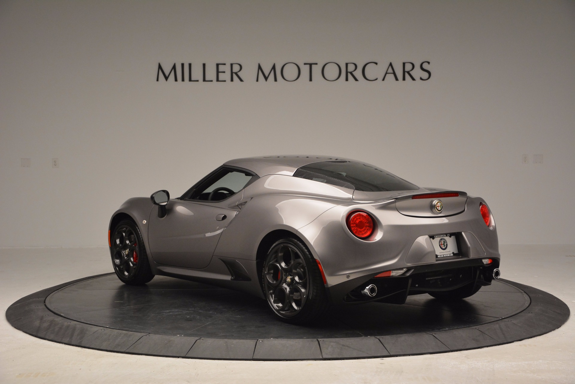 New 2016 Alfa Romeo 4C  For Sale In Westport, CT 625_p5