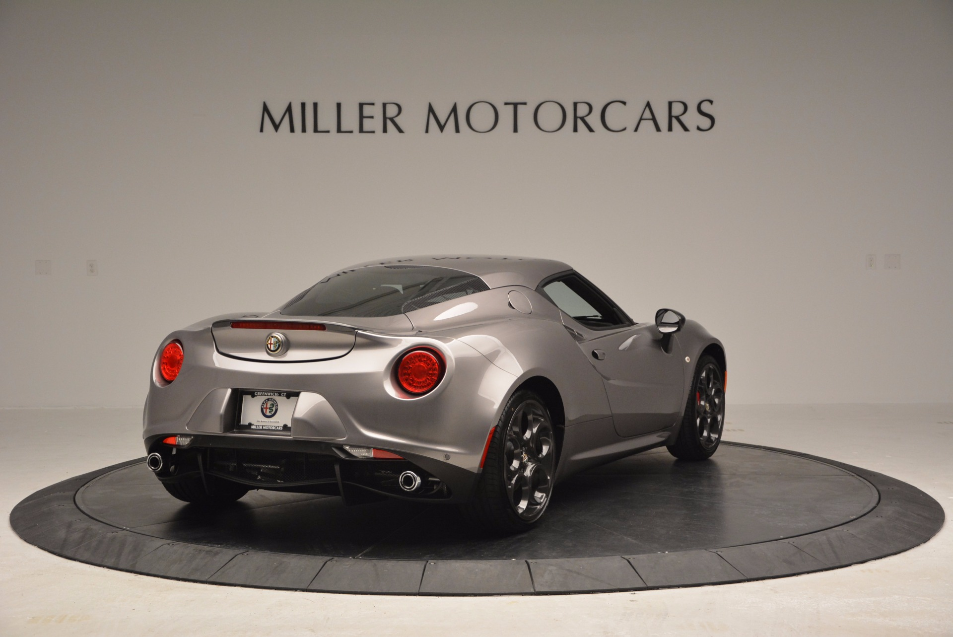 New 2016 Alfa Romeo 4C  For Sale In Westport, CT 625_p7