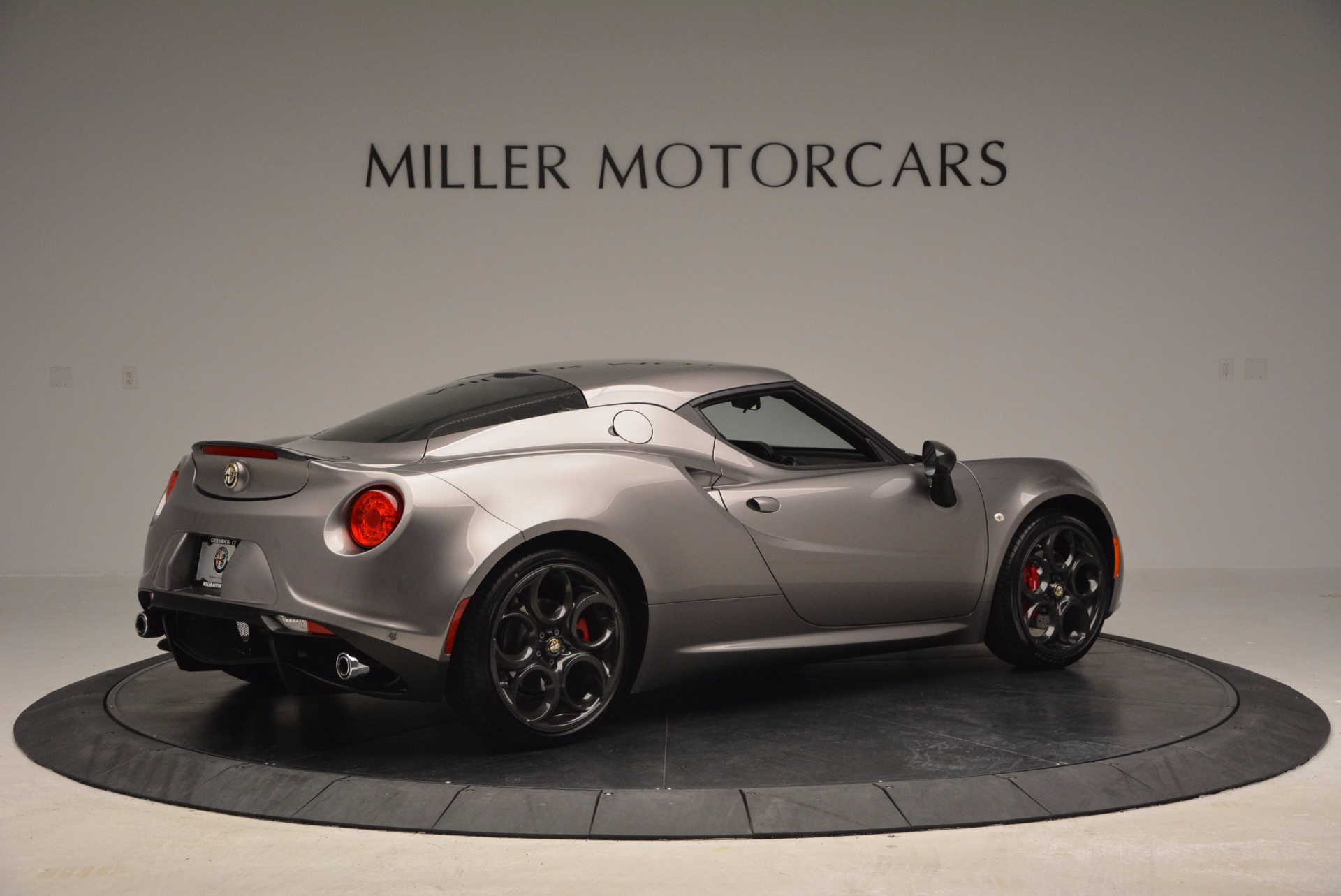 New 2016 Alfa Romeo 4C  For Sale In Westport, CT 625_p8