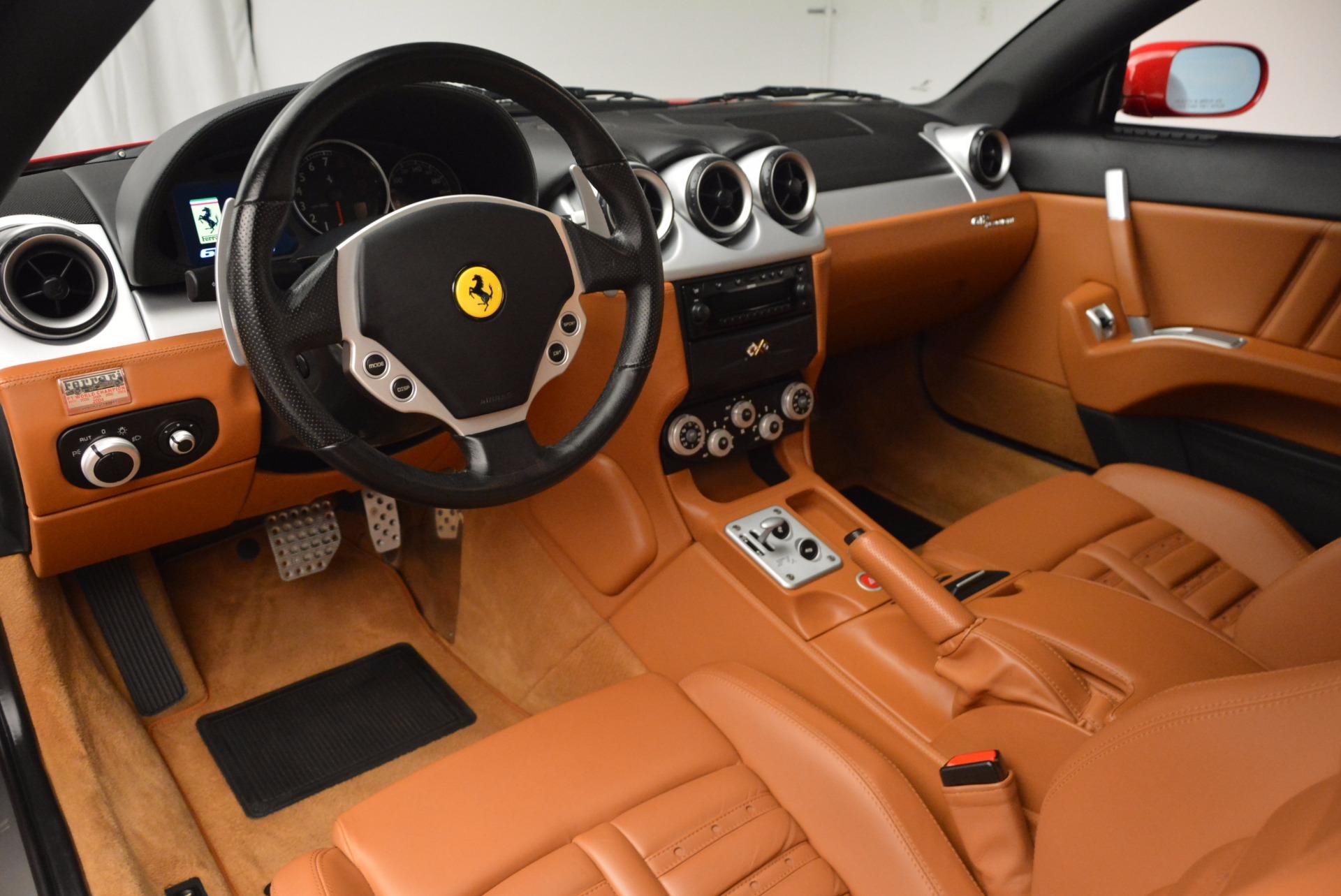 Used 2005 Ferrari 612 Scaglietti  For Sale In Westport, CT 626_p13