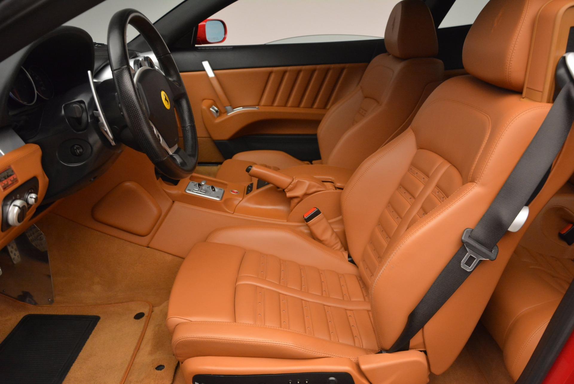 Used 2005 Ferrari 612 Scaglietti  For Sale In Westport, CT 626_p14