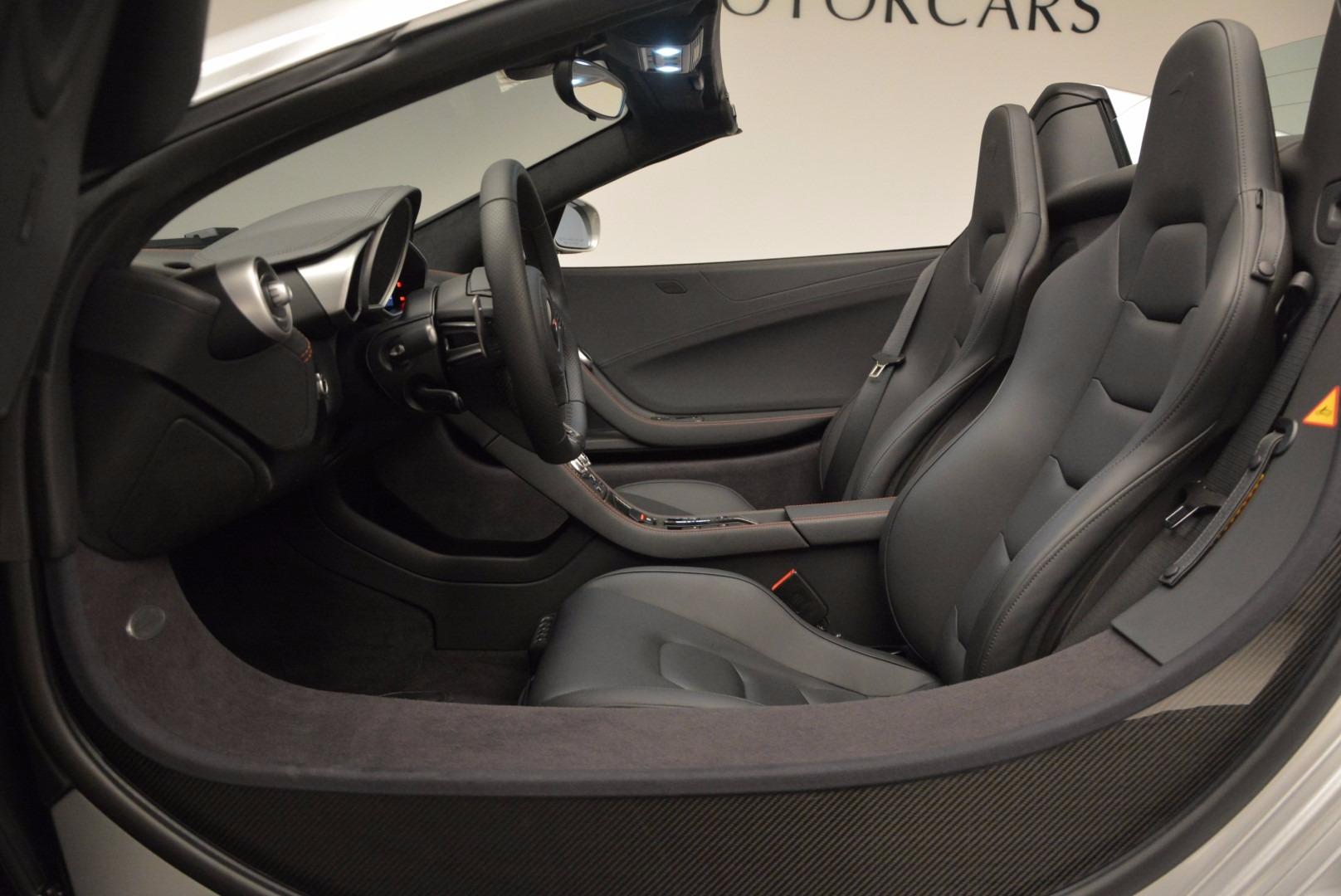 Used 2014 McLaren MP4-12C Spider  For Sale In Westport, CT 627_p23