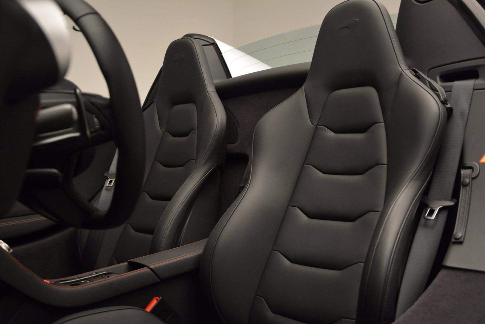 Used 2014 McLaren MP4-12C Spider  For Sale In Westport, CT 627_p24