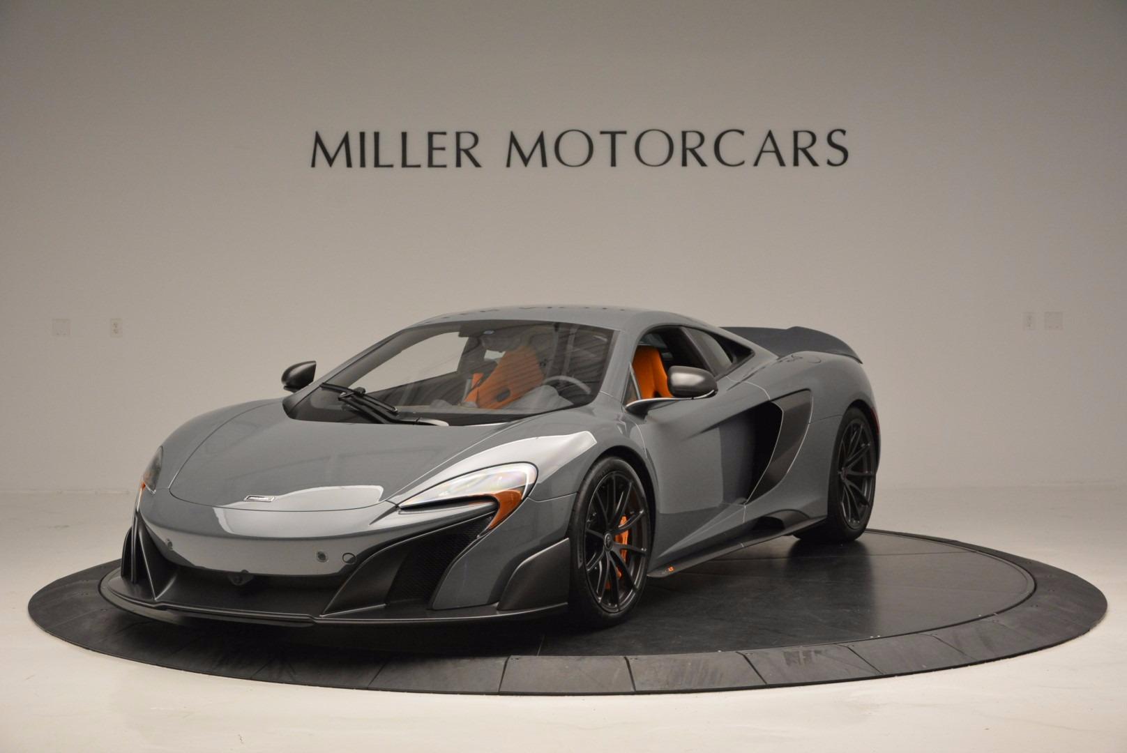 Used 2016 McLaren 675LT  For Sale In Westport, CT 628_main