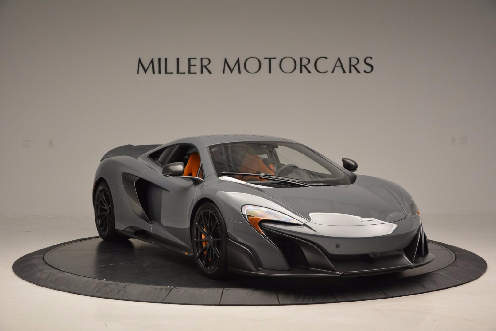 Used 2016 McLaren 675LT  For Sale In Westport, CT 628_p11