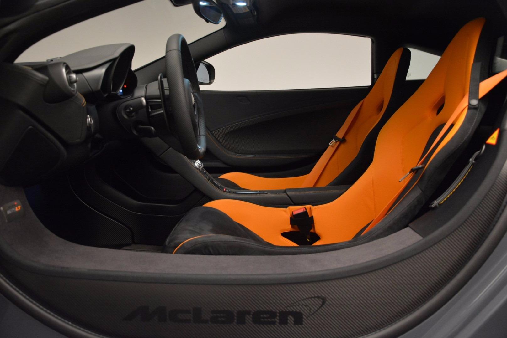 Used 2016 McLaren 675LT  For Sale In Westport, CT 628_p17