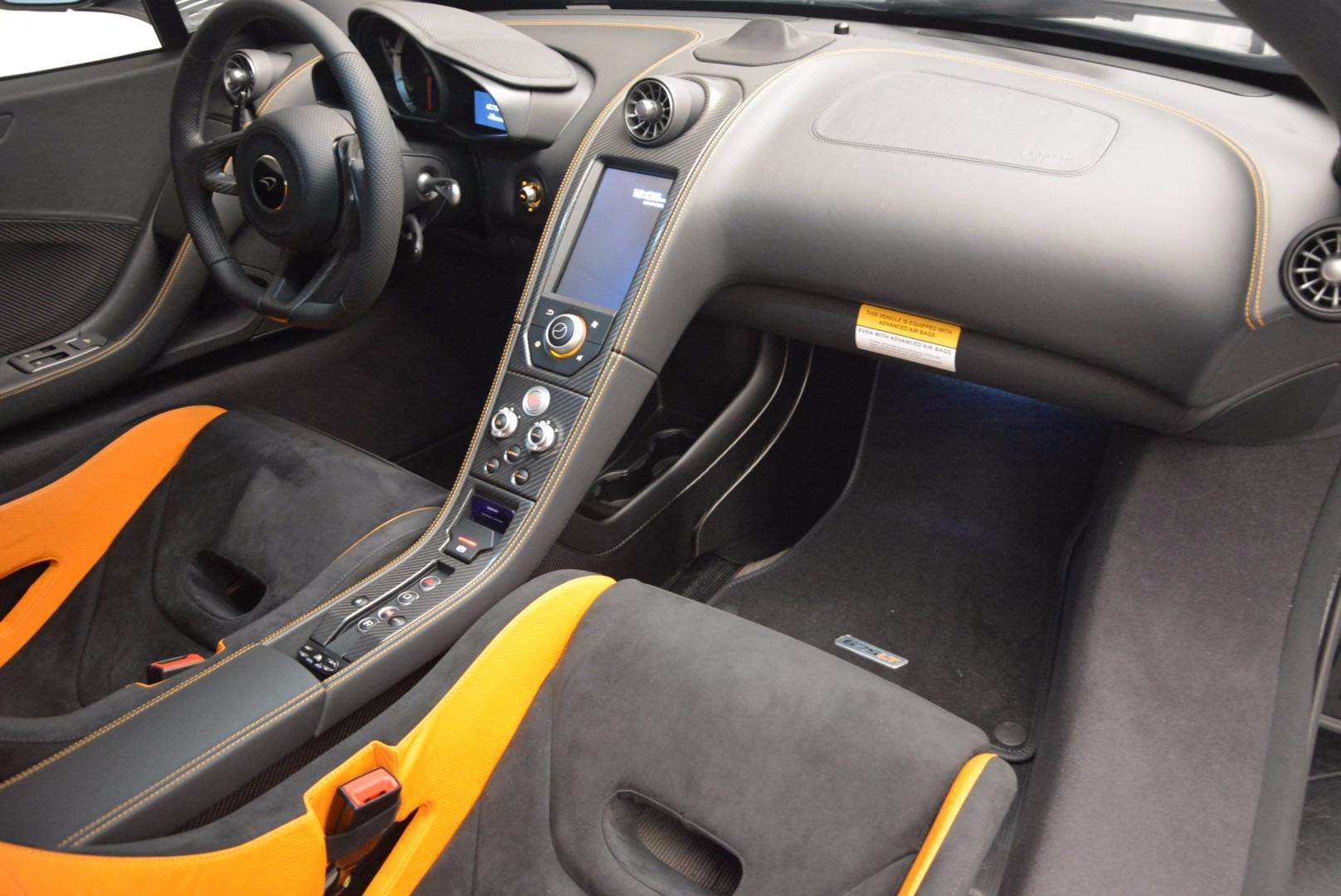 Used 2016 McLaren 675LT  For Sale In Westport, CT 628_p19