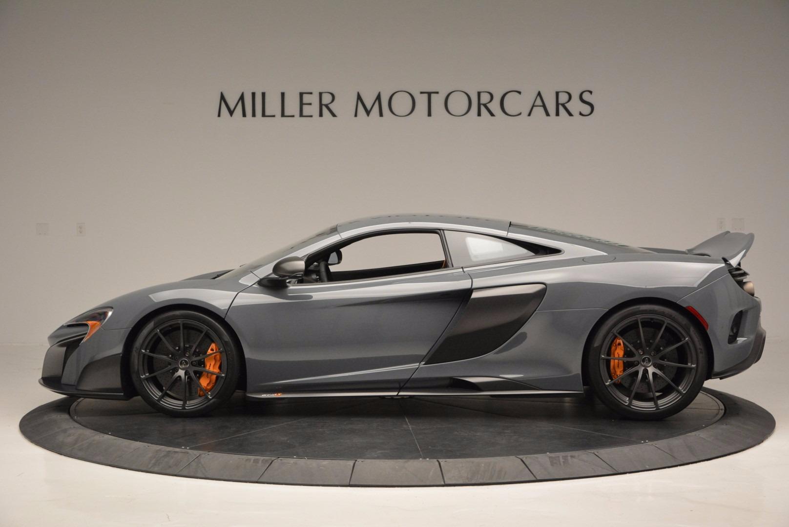 Used 2016 McLaren 675LT  For Sale In Westport, CT 628_p3