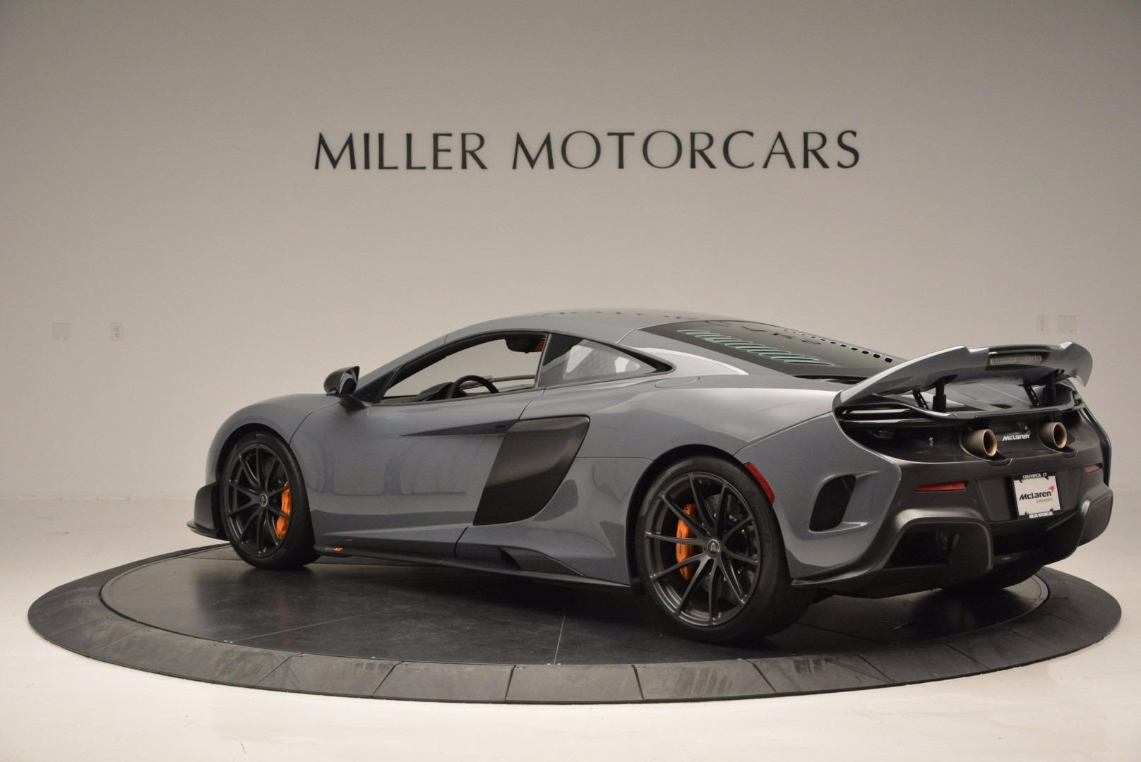 Used 2016 McLaren 675LT  For Sale In Westport, CT 628_p4
