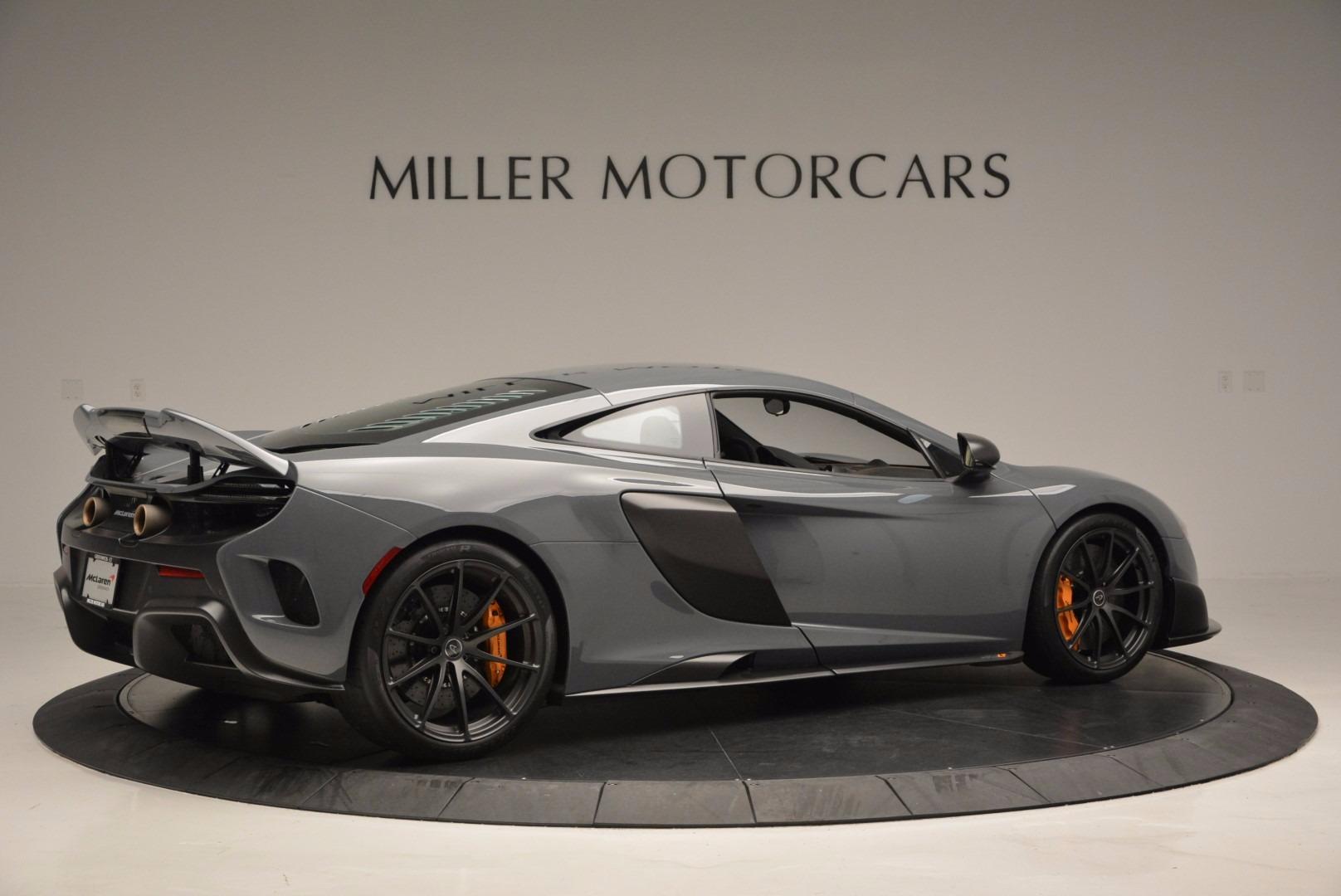 Used 2016 McLaren 675LT  For Sale In Westport, CT 628_p8