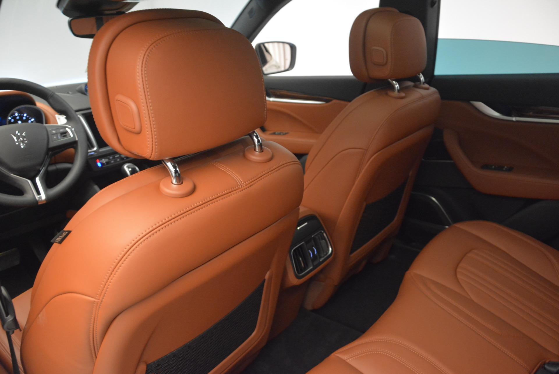 New 2017 Maserati Levante S For Sale In Westport, CT 629_p16