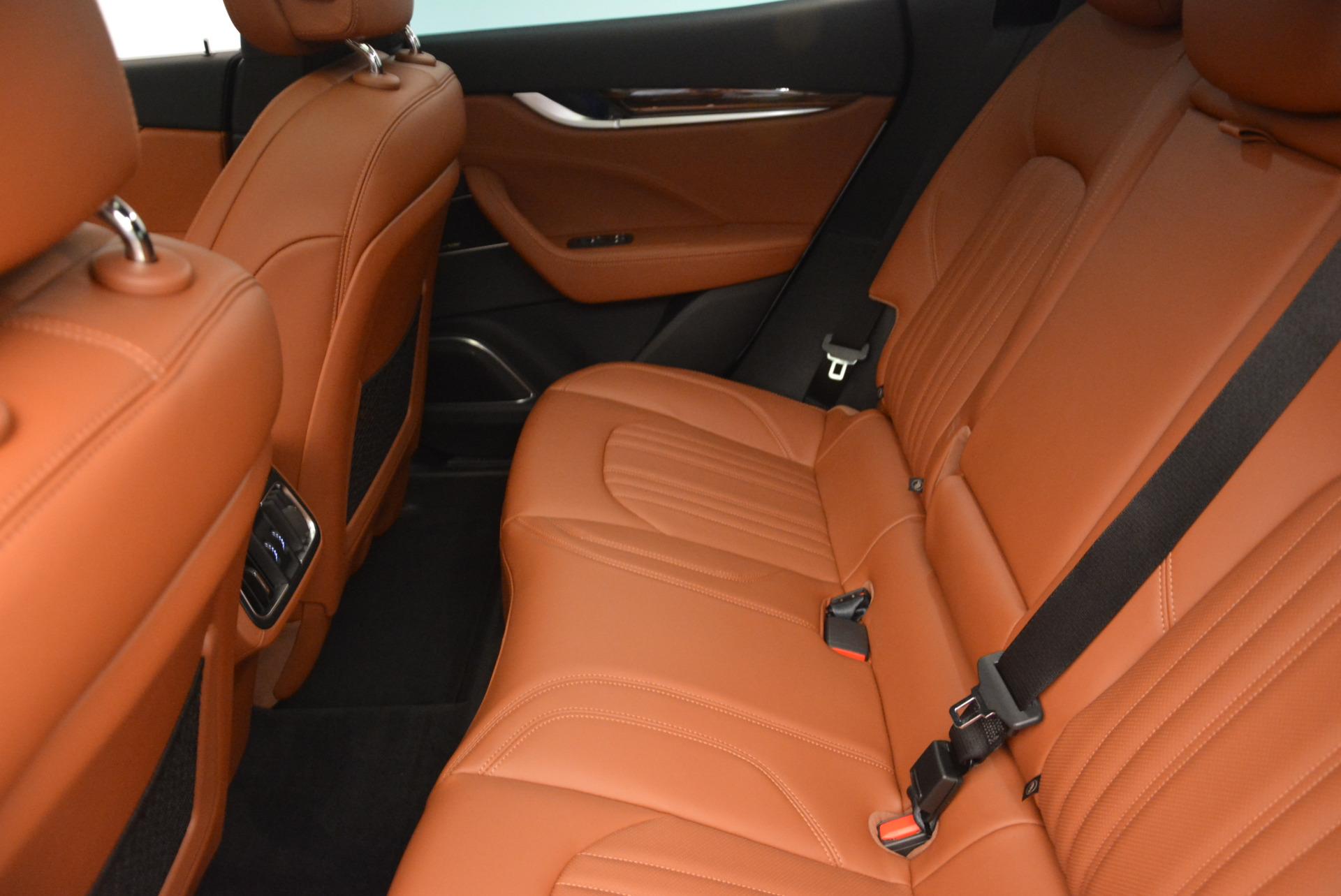 New 2017 Maserati Levante S For Sale In Westport, CT 629_p17