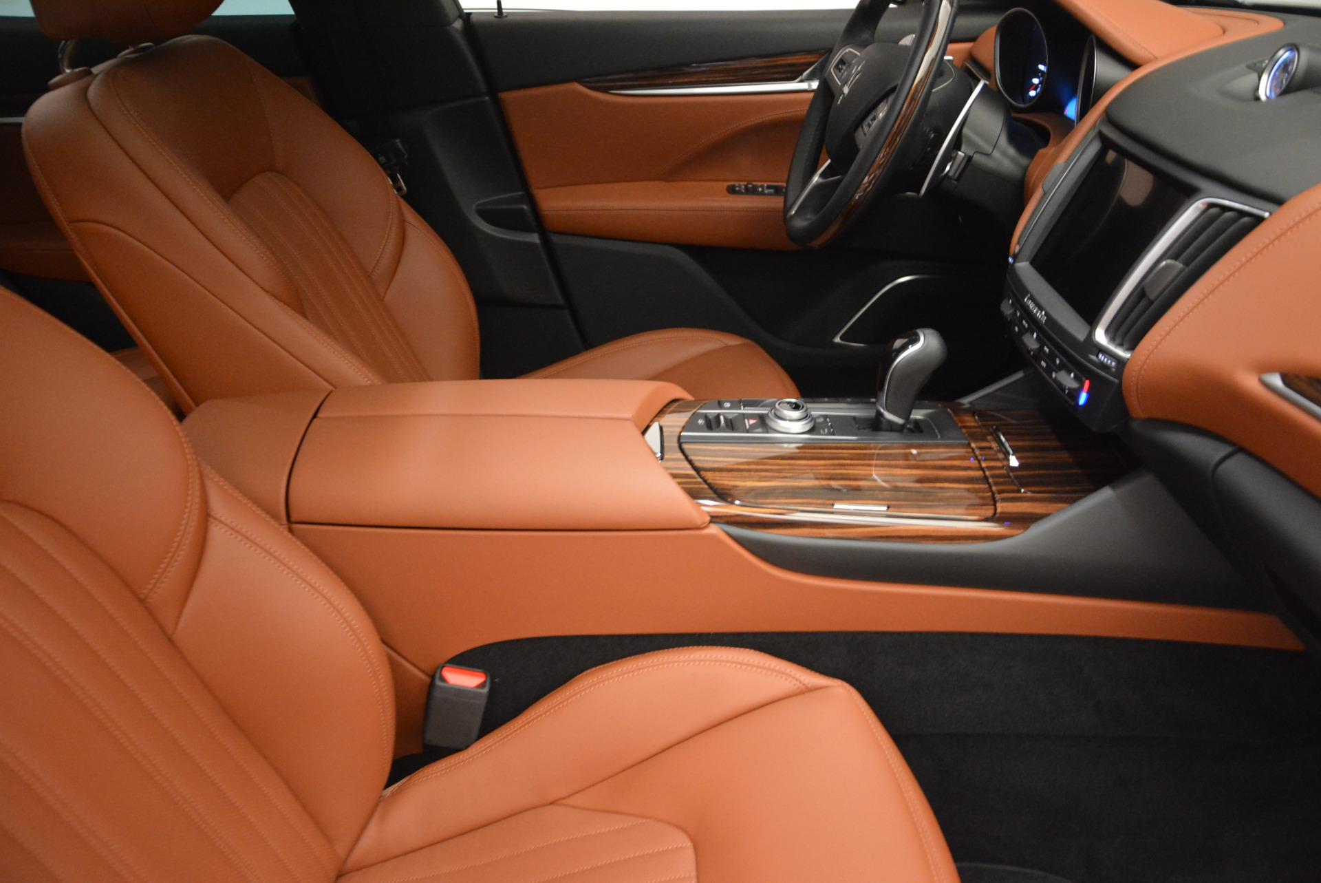 New 2017 Maserati Levante S For Sale In Westport, CT 629_p20