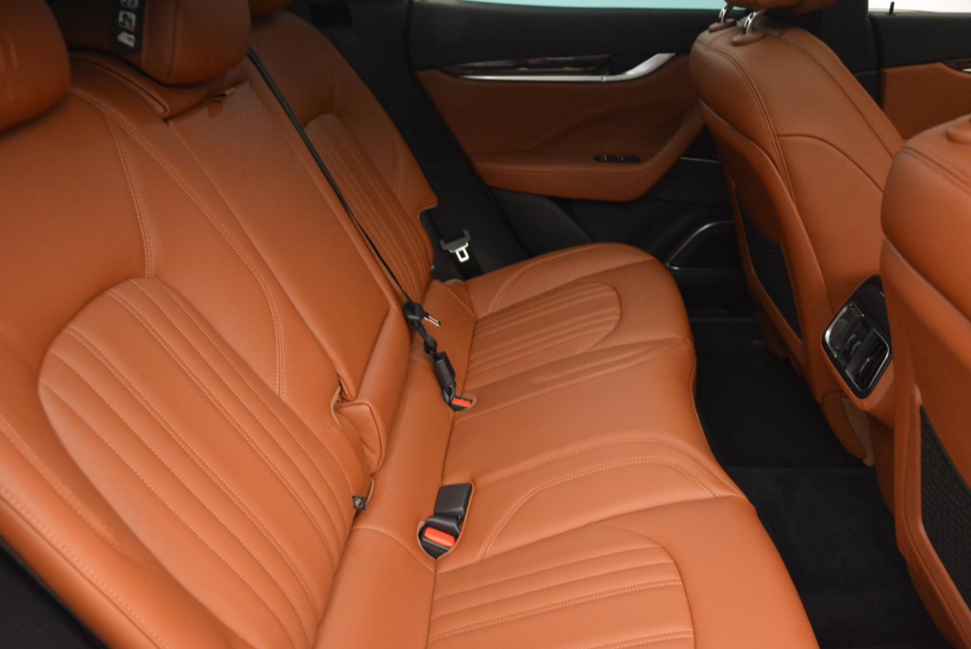 New 2017 Maserati Levante S For Sale In Westport, CT 629_p23