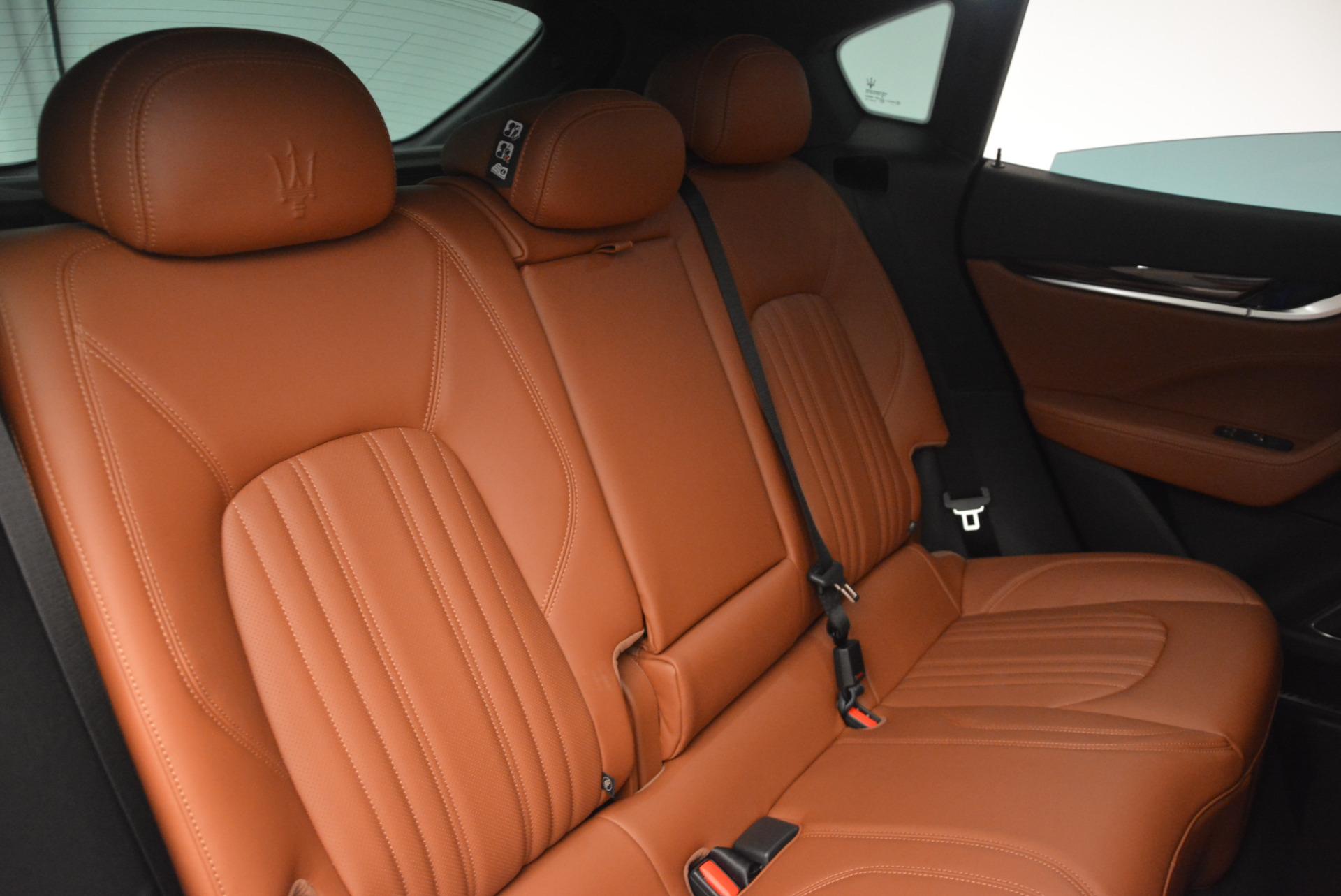 New 2017 Maserati Levante S For Sale In Westport, CT 629_p24