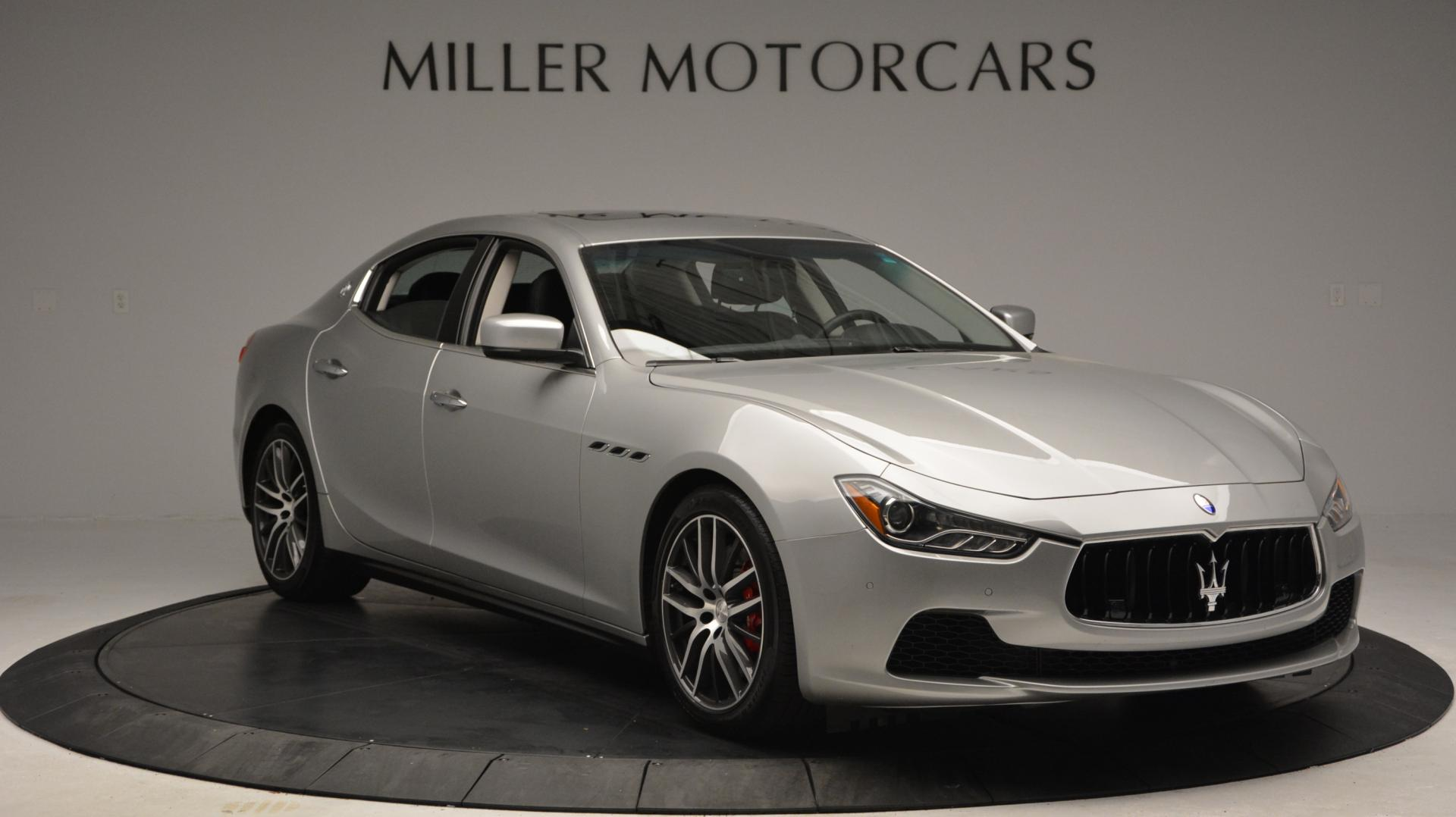 New 2016 Maserati Ghibli S Q4 For Sale In Westport, CT 63_p11