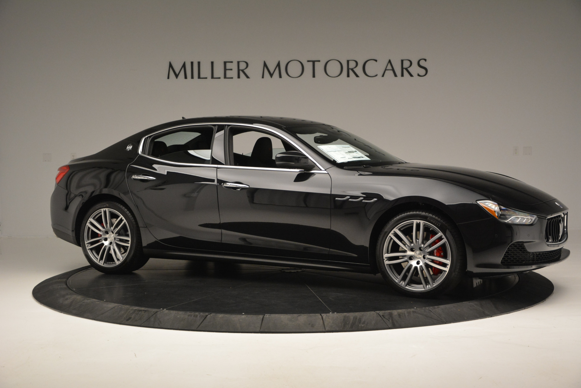New 2017 Maserati Ghibli S Q4 For Sale In Westport, CT 630_p10